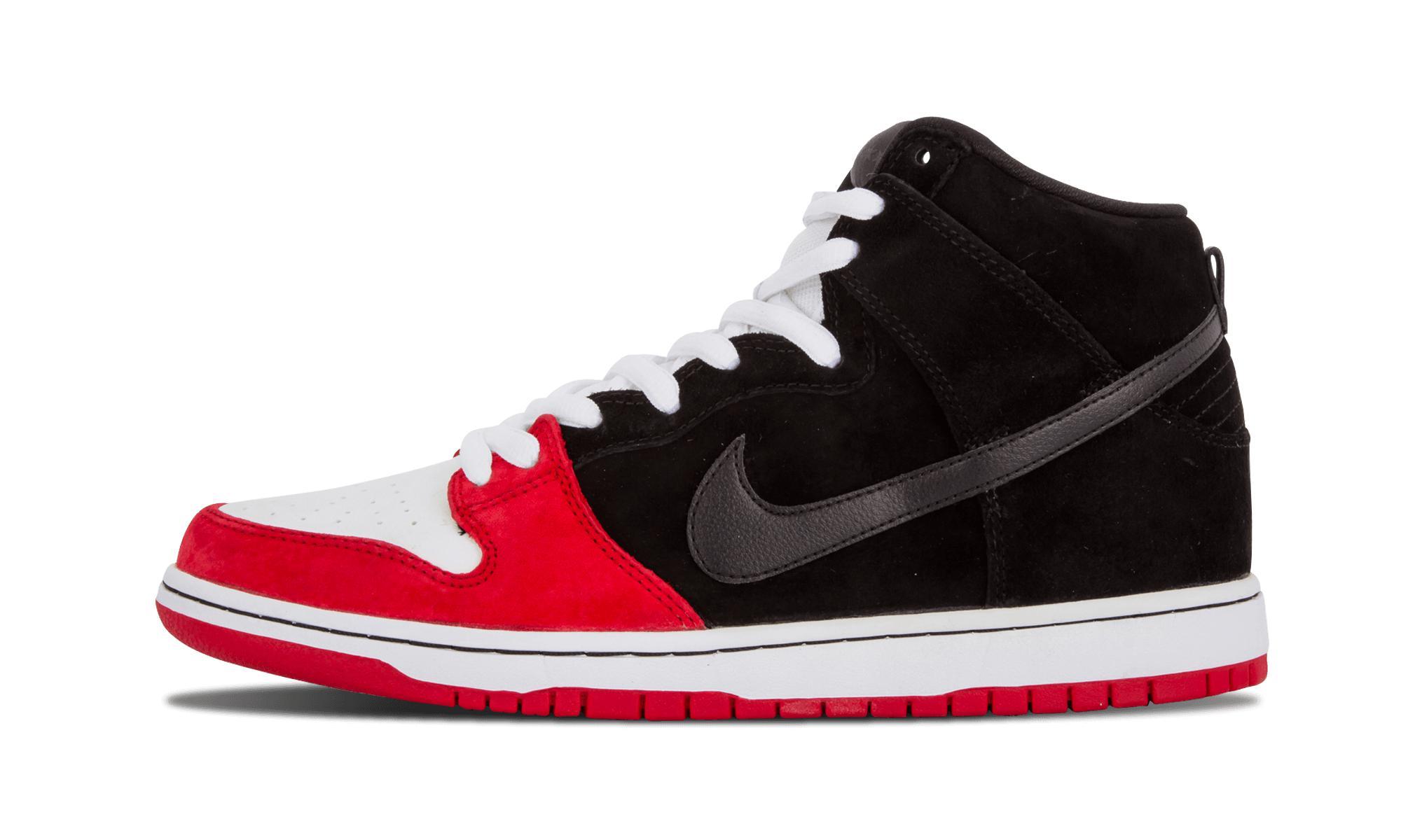 3f38b3e2931bb Lyst - Nike Dunk High Premium Sb in Black for Men