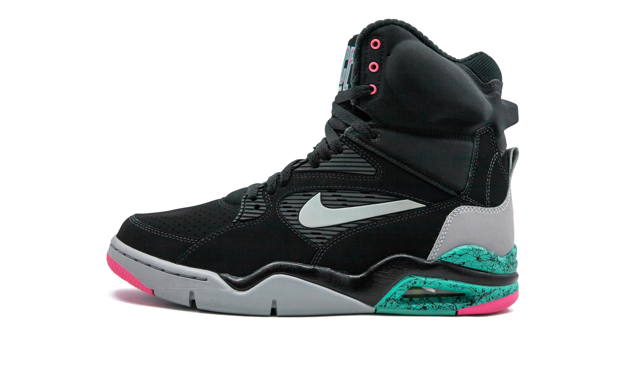 36c7747f5da23 Nike Air Command Force in Black for Men - Lyst