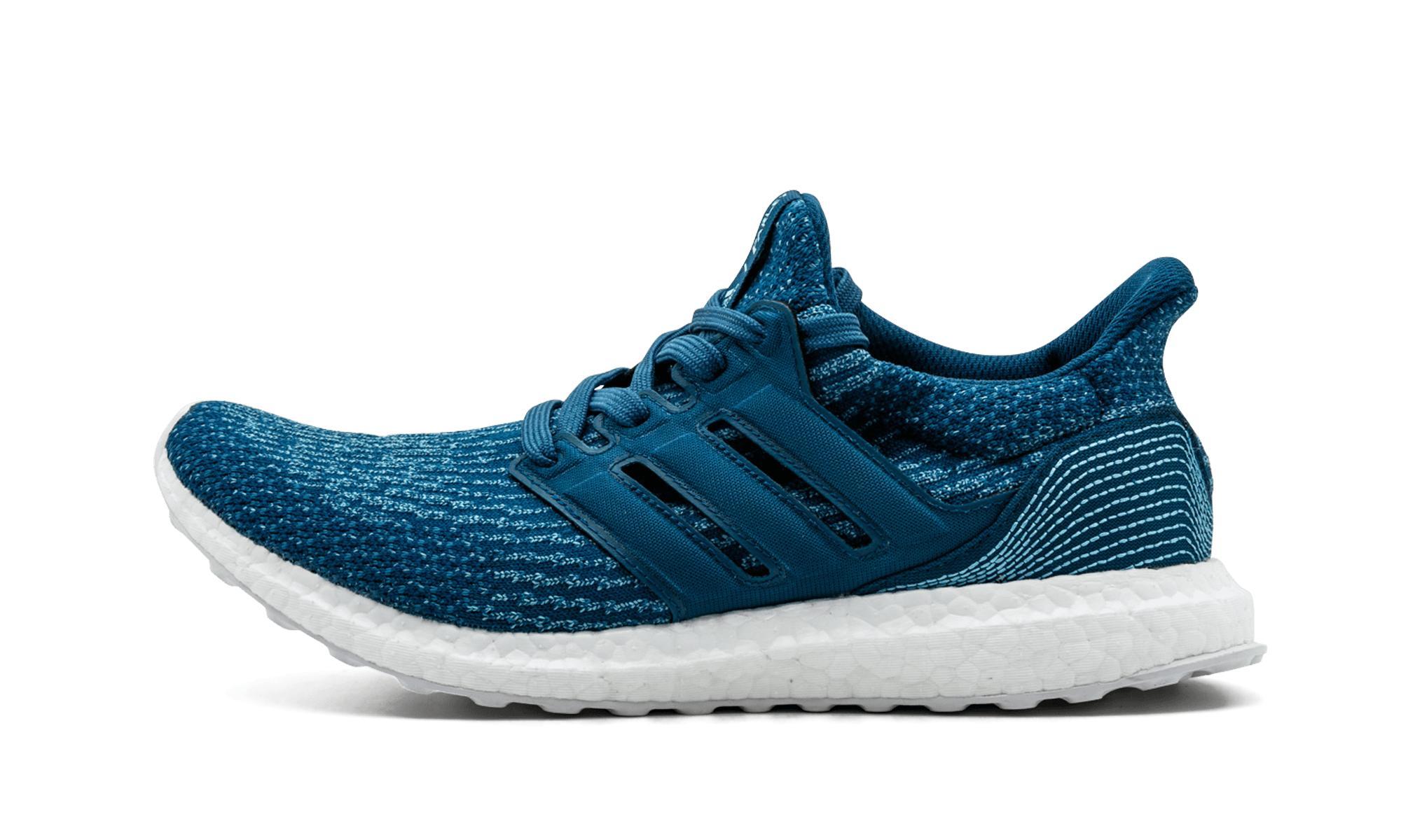20c8148ec80 Adidas - Ultraboost Parley Mens Night Navy intense Blue for Men - Lyst.  View fullscreen