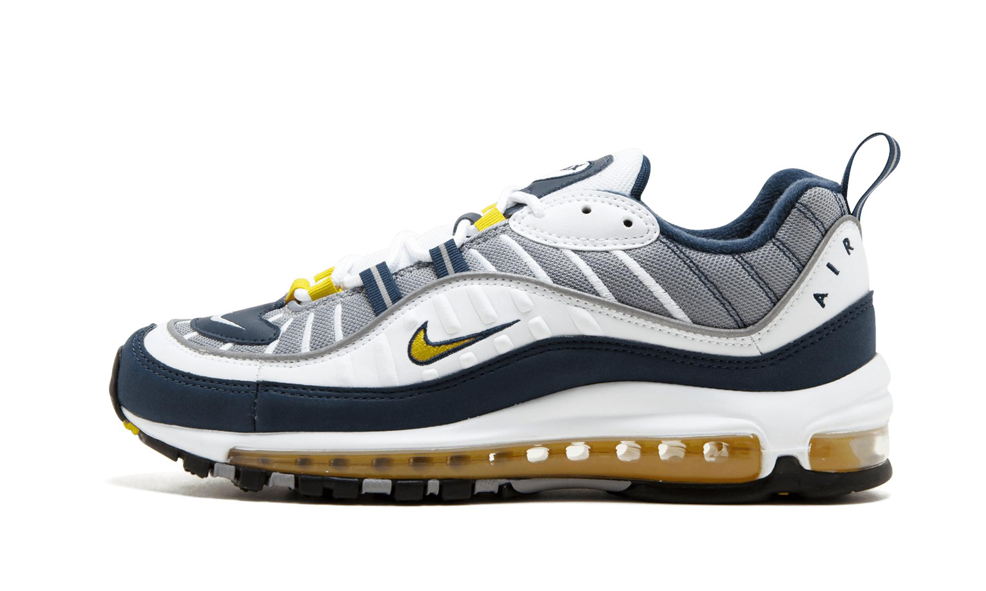 645d7116f4 Nike. Men's Blue Air Max 98. $295 From Stadium Goods