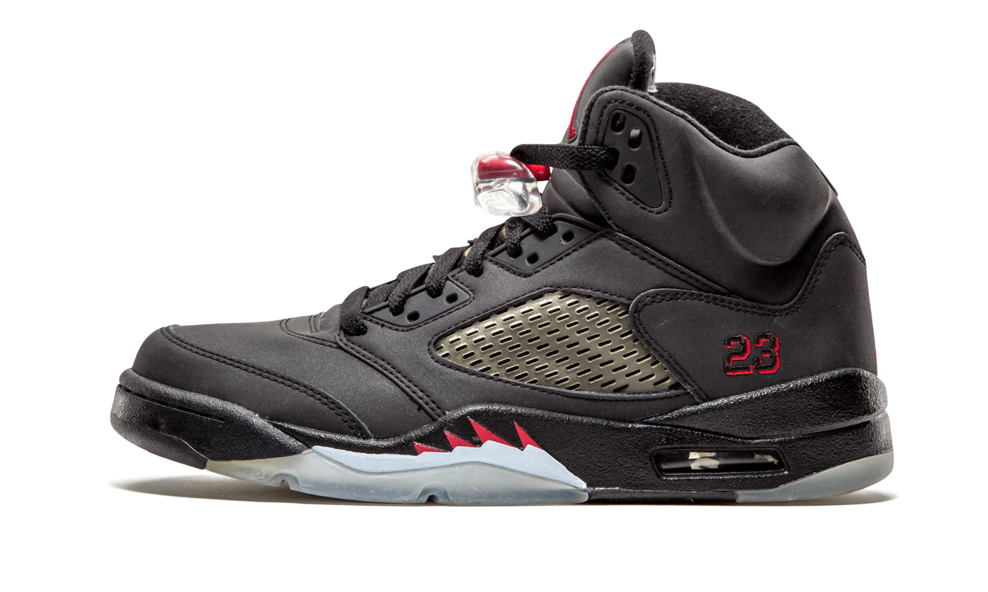06fa3c7d78a5 Lyst - Nike Air 5 Retro Dmp in Black for Men - Save 15%