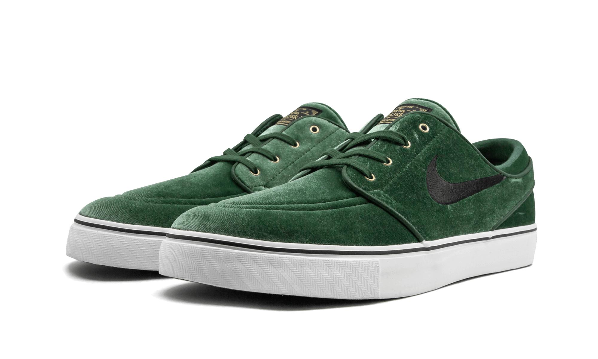 2b30c62a7a Nike - Green Stefan Janoski Prem Txt for Men - Lyst. View fullscreen