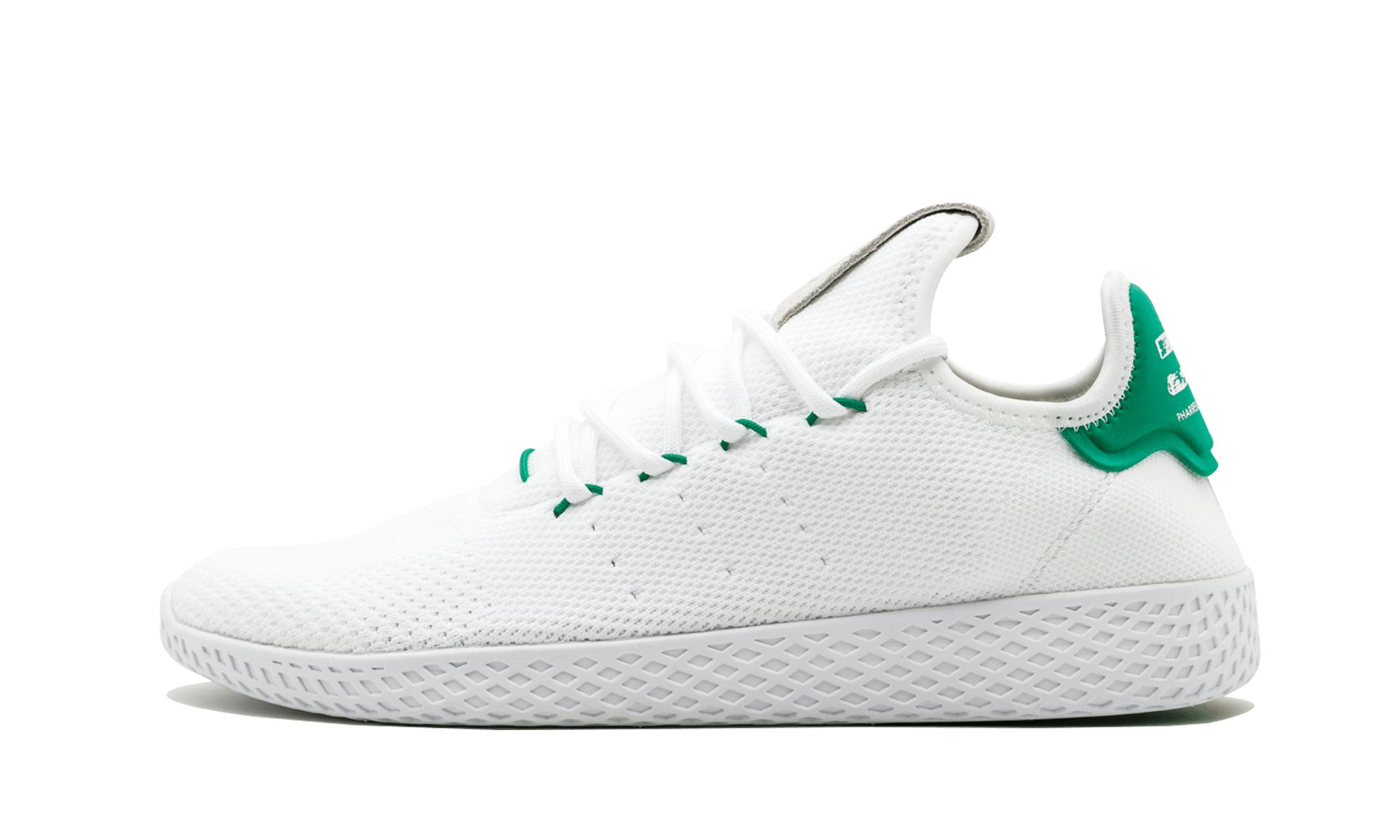 82a20c1830f57 Lyst - adidas Pharrell Williams Tennis Hu in White for Men