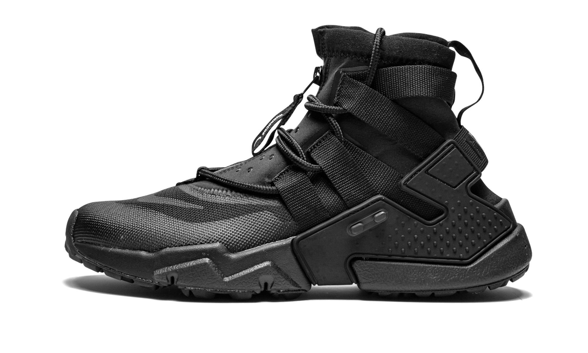 a787b29ba60 Lyst - Nike Air Huarache Gripp in Black for Men
