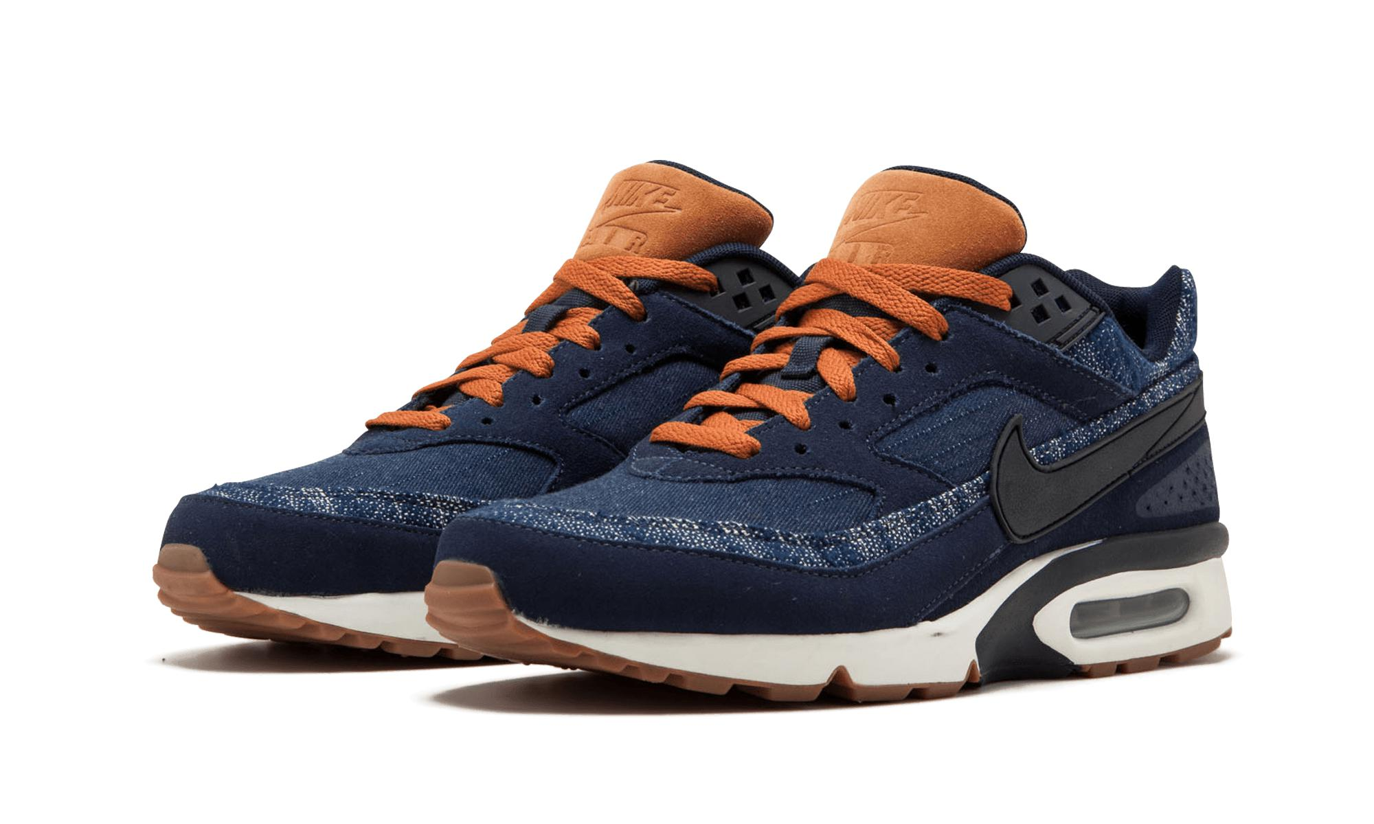 timeless design 4df4a 34031 ... france nike blue air max bw premium for men lyst. view fullscreen 8b1d3  ec108