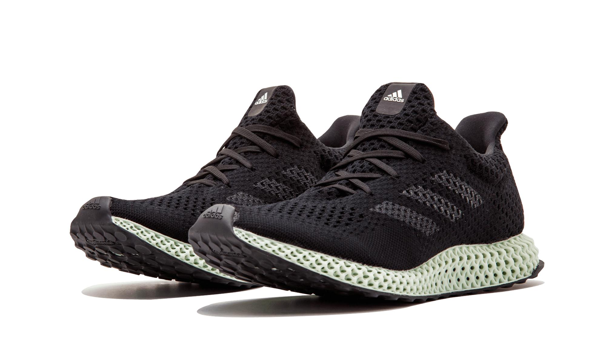 6dbb9c4d40bbc4 Adidas - Black Futurecraft 4d for Men - Lyst. View fullscreen