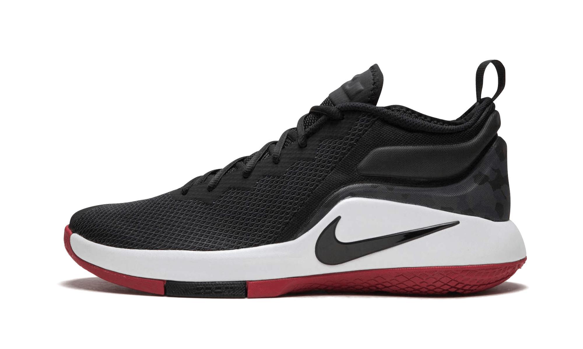 12e1f10af1b Nike Lebron Witness Ii in Black for Men - Save 7% - Lyst