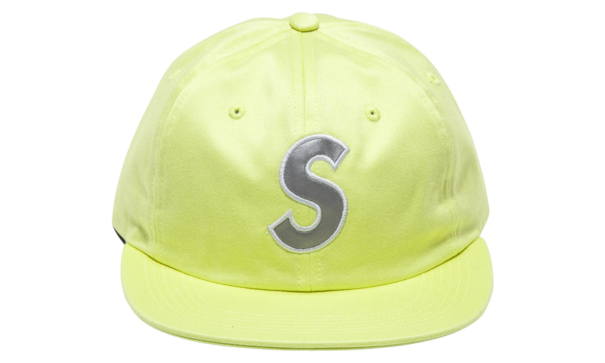 8383fd3d94f Supreme Reflective S Logo 6-panel in Yellow for Men - Save 5% - Lyst