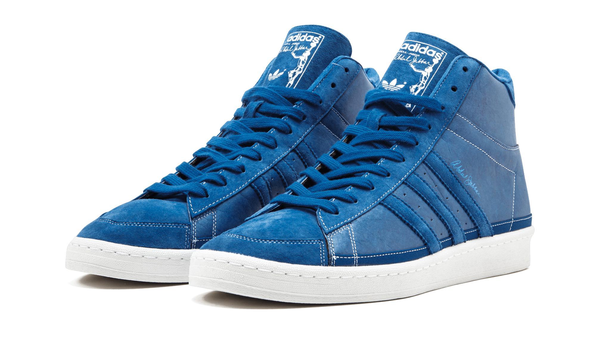 49d568a45 adidas Jabbar Hi in Blue for Men - Save 5% - Lyst