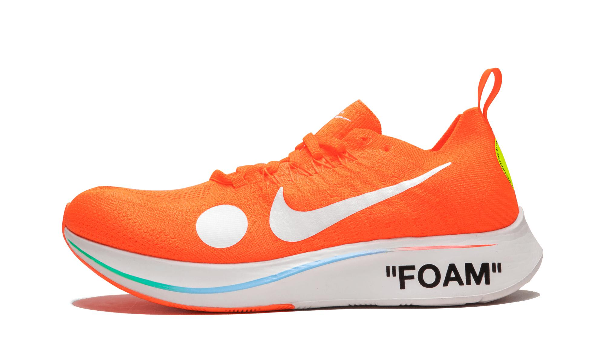 1f8ef3ab60ba5 Nike Zoom Fly Mercurial Fk ow in Orange for Men - Save 9% - Lyst
