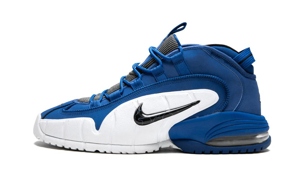 newest 00819 dd75c Nike. Men s Blue Air Max Penny ...