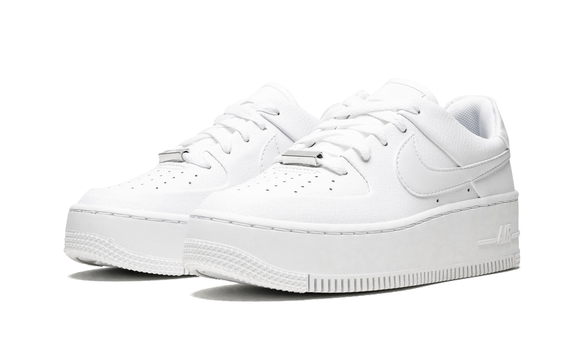 61f8a5de7ae9 Nike - White W Af1 Sage Low for Men - Lyst. View fullscreen