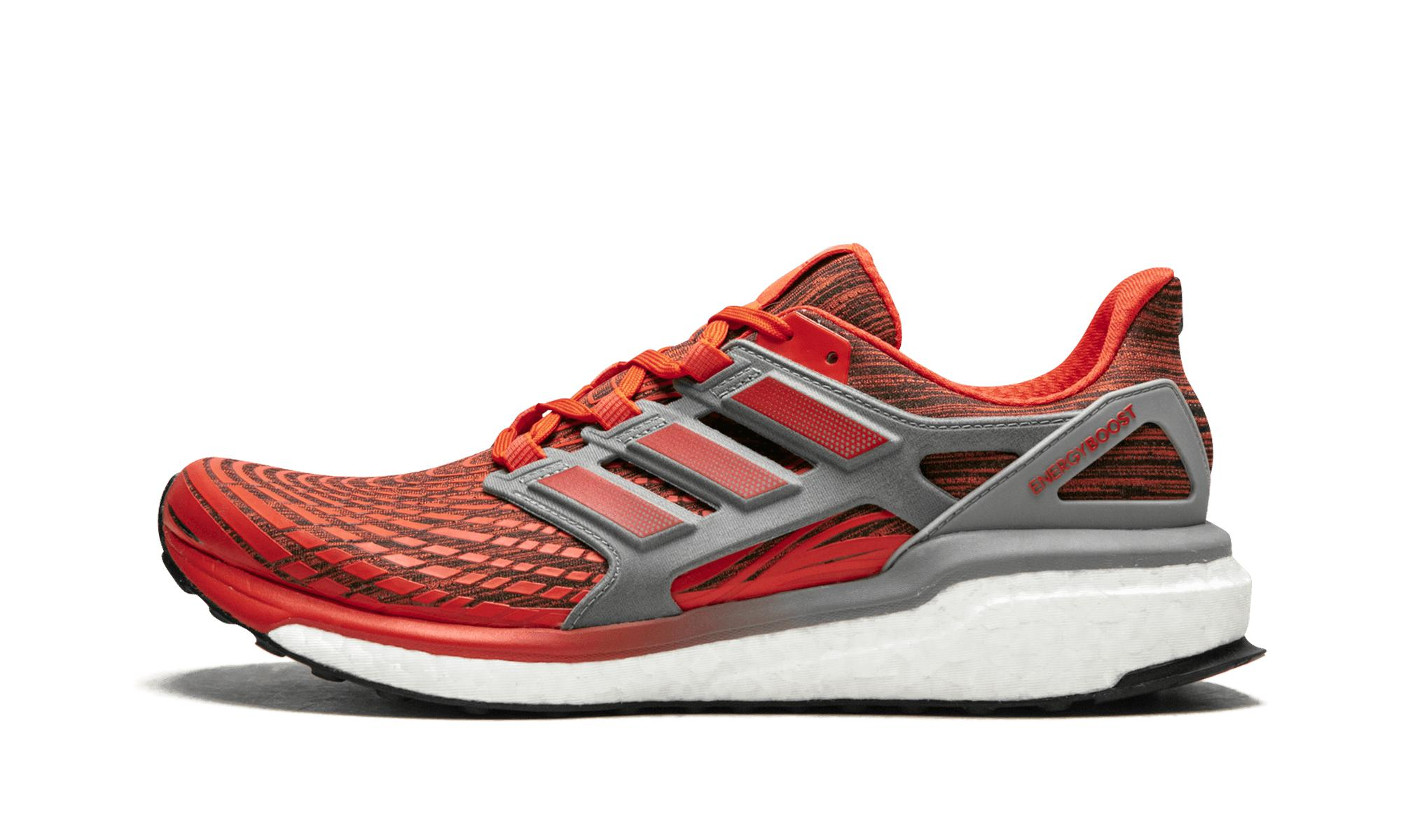regard détaillé 3a1d3 9913a adidas Energy Boost M in Red for Men - Lyst