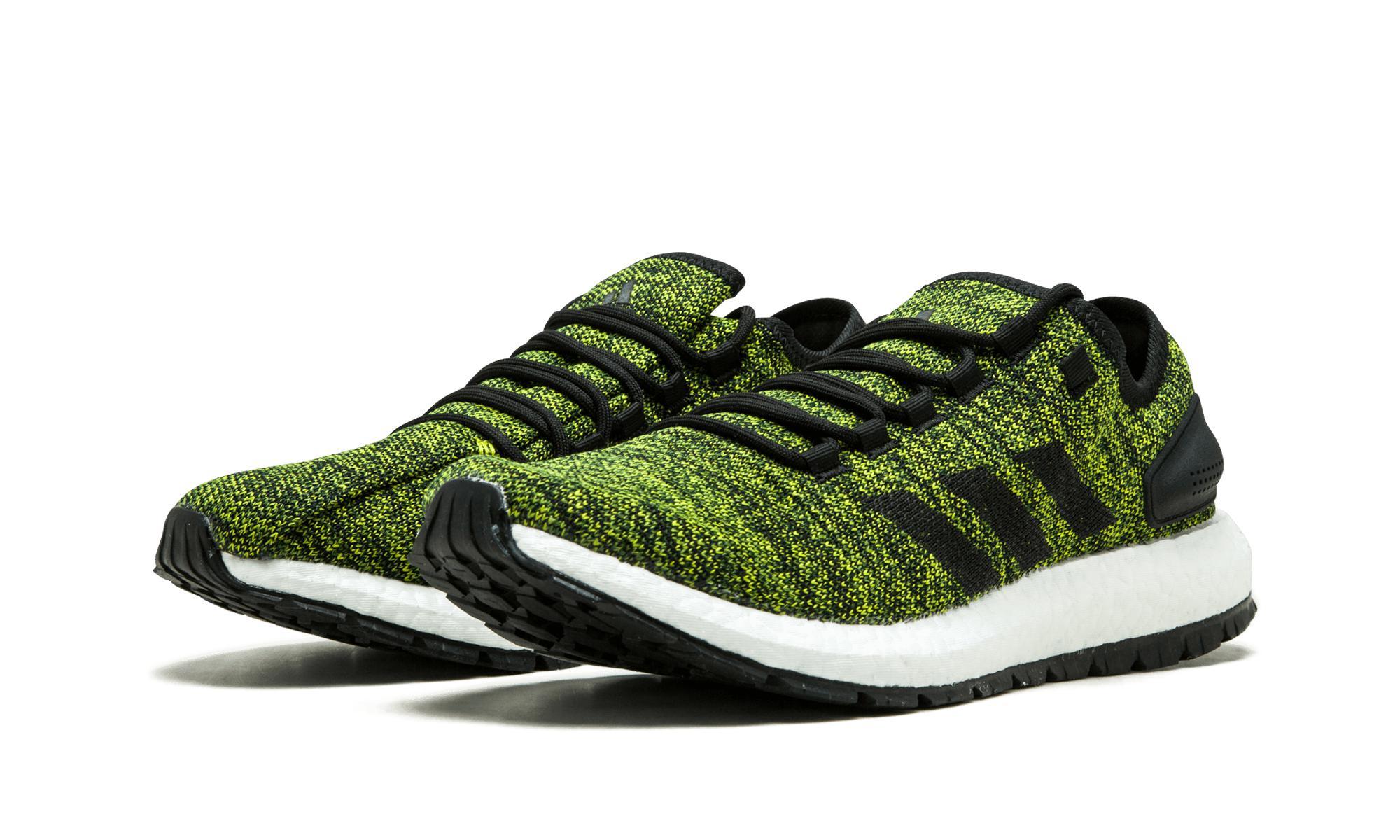 1f0b9d80ad6 Adidas - Green Pureboost All Terrain - Lyst. View fullscreen