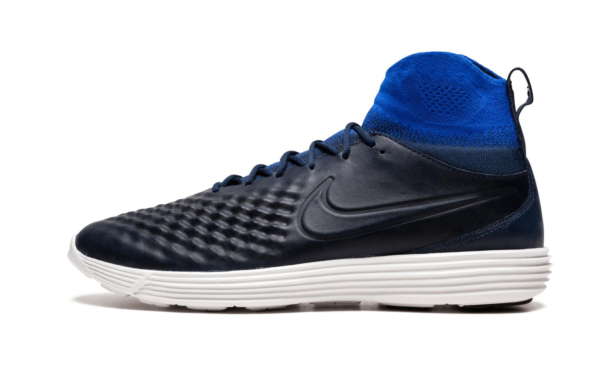 311291a1abfc2 Nike Lunar Magista 2 Fk in Blue for Men - Save 22% - Lyst