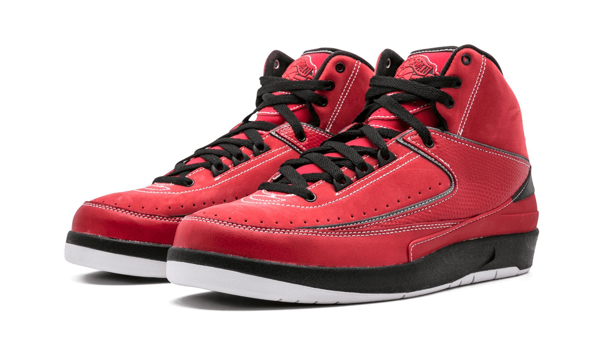 868a91e3219c Nike - Red Air 2 Retro Qf for Men - Lyst. View fullscreen