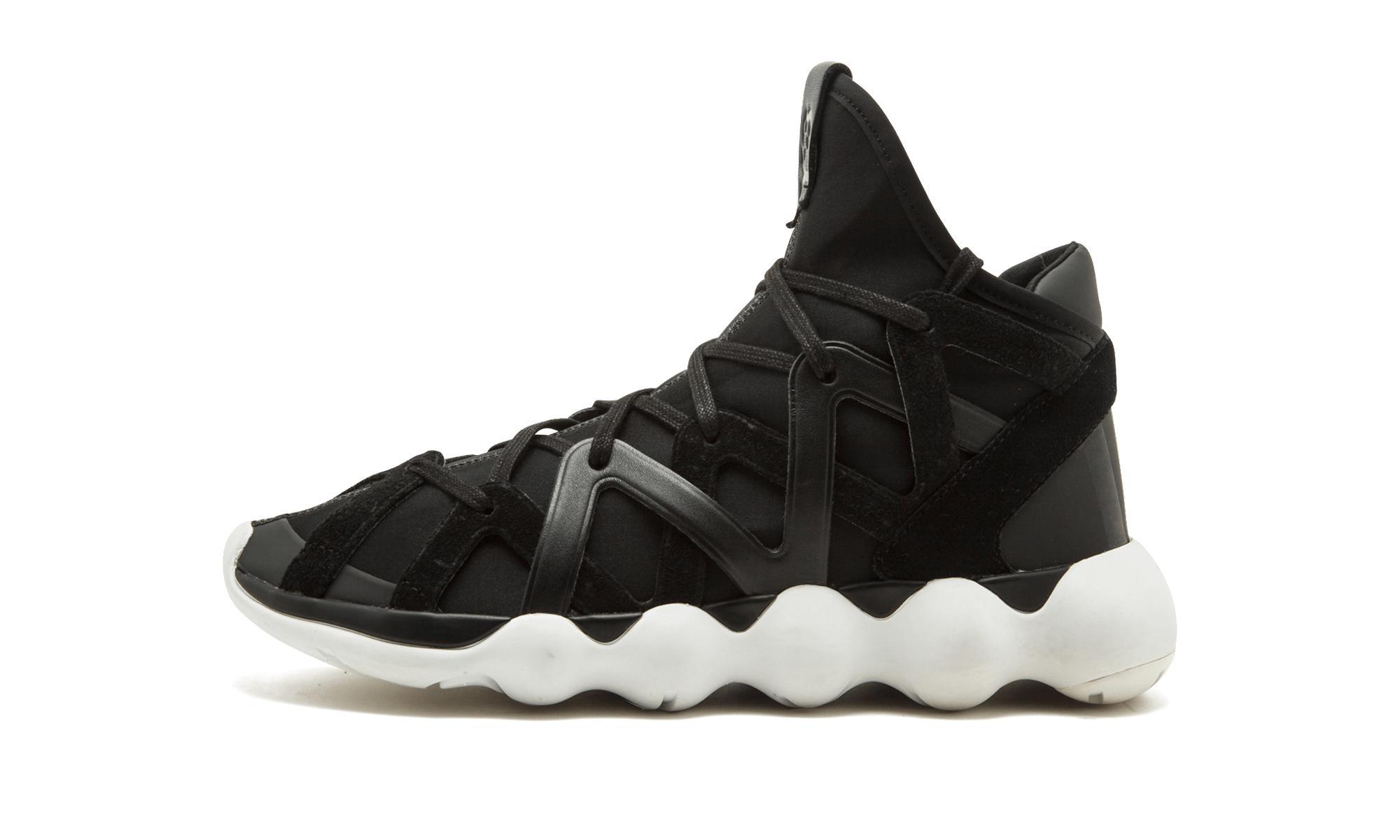 cda5d5e7641c Lyst - adidas Y-3 Kyujo High in Black for Men