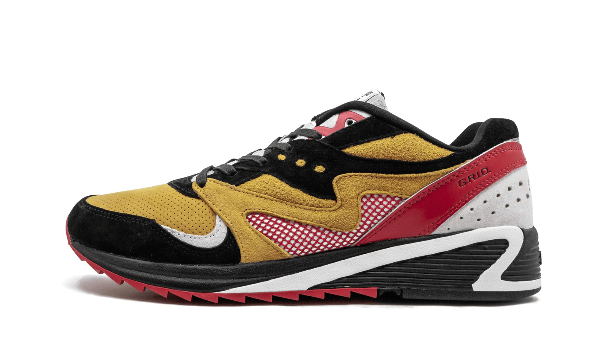 425e4452f957 Lyst - Saucony Grid 8000 Cl in Black