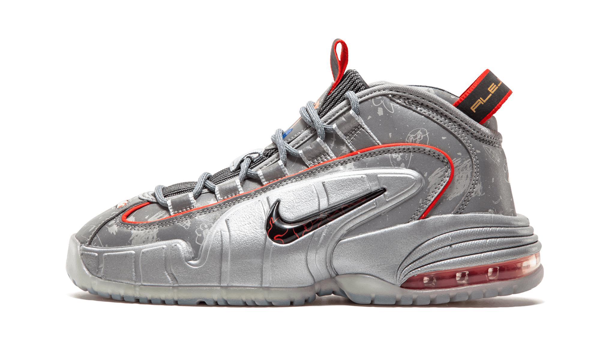 3a7c0a7d00 Lyst - Nike Air Max Penny Le Db (gs) in Metallic for Men