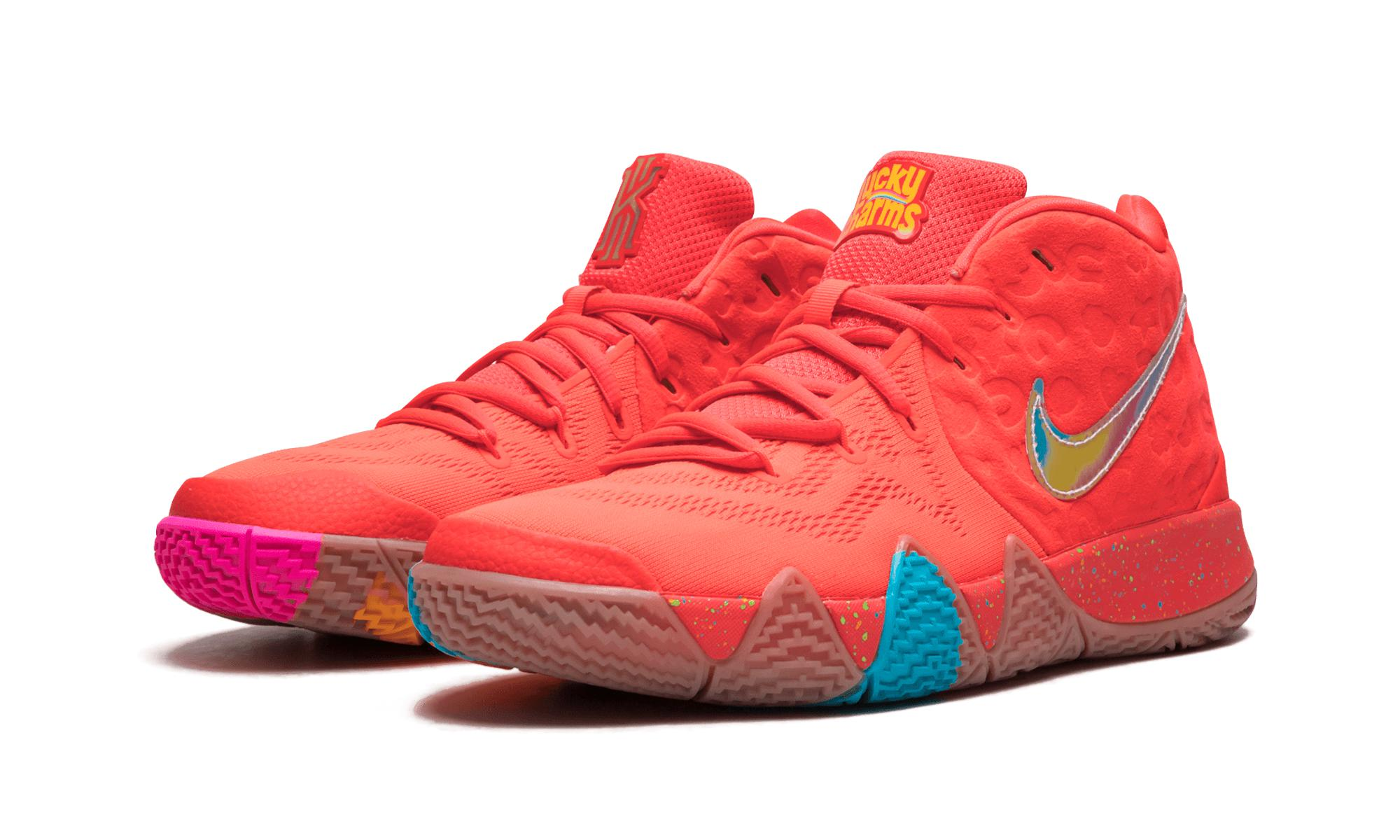 reputable site 370d3 5d644 discount kyrie 4 lucky charms gs 1e0d5 6b181