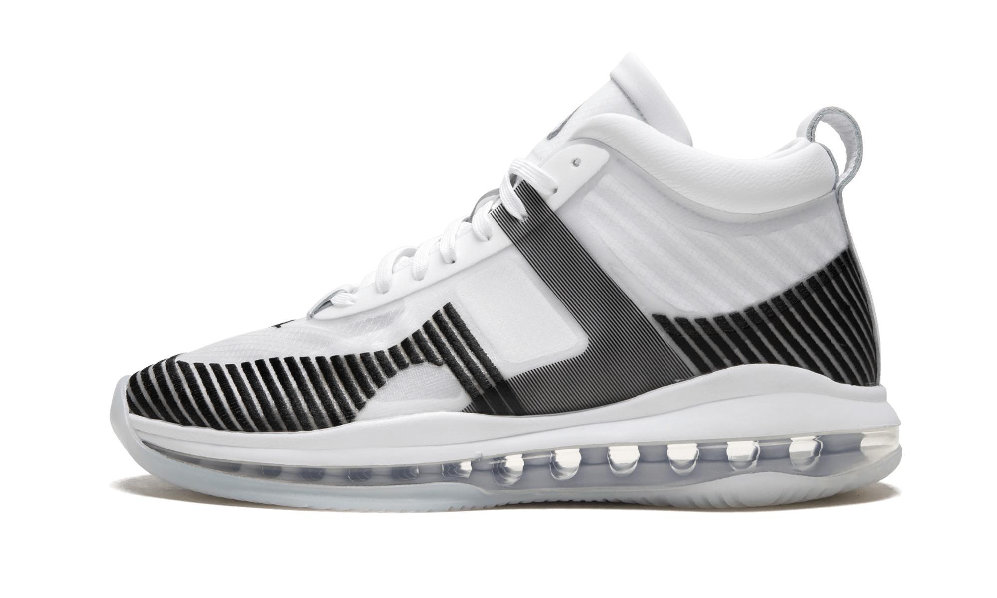 52ef25fe19d9 Nike Lebron 10 Je Icon Qs in White for Men - Lyst