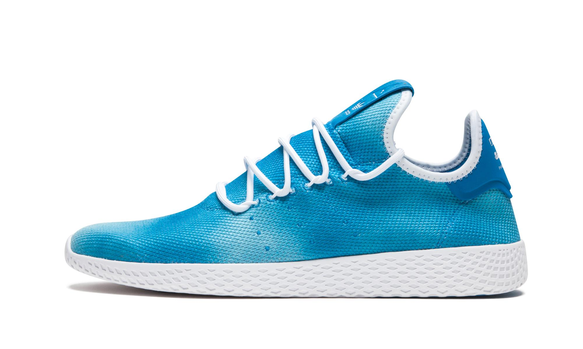 e5ee96fc20843 adidas Pharrell Williams Hu Holi Tennis Hu in Blue for Men - Lyst