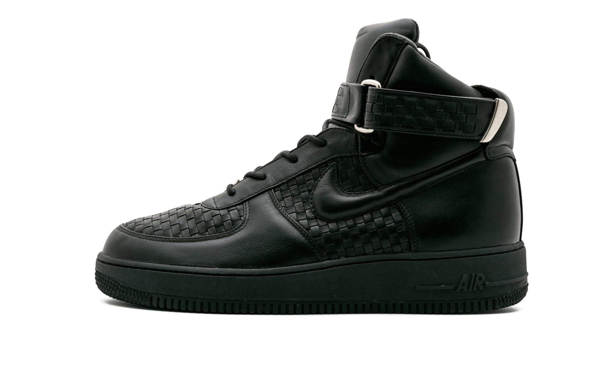 more photos e624b e9bf7 Nike Air Force 1 High Lux 04 in Black for Men - Lyst