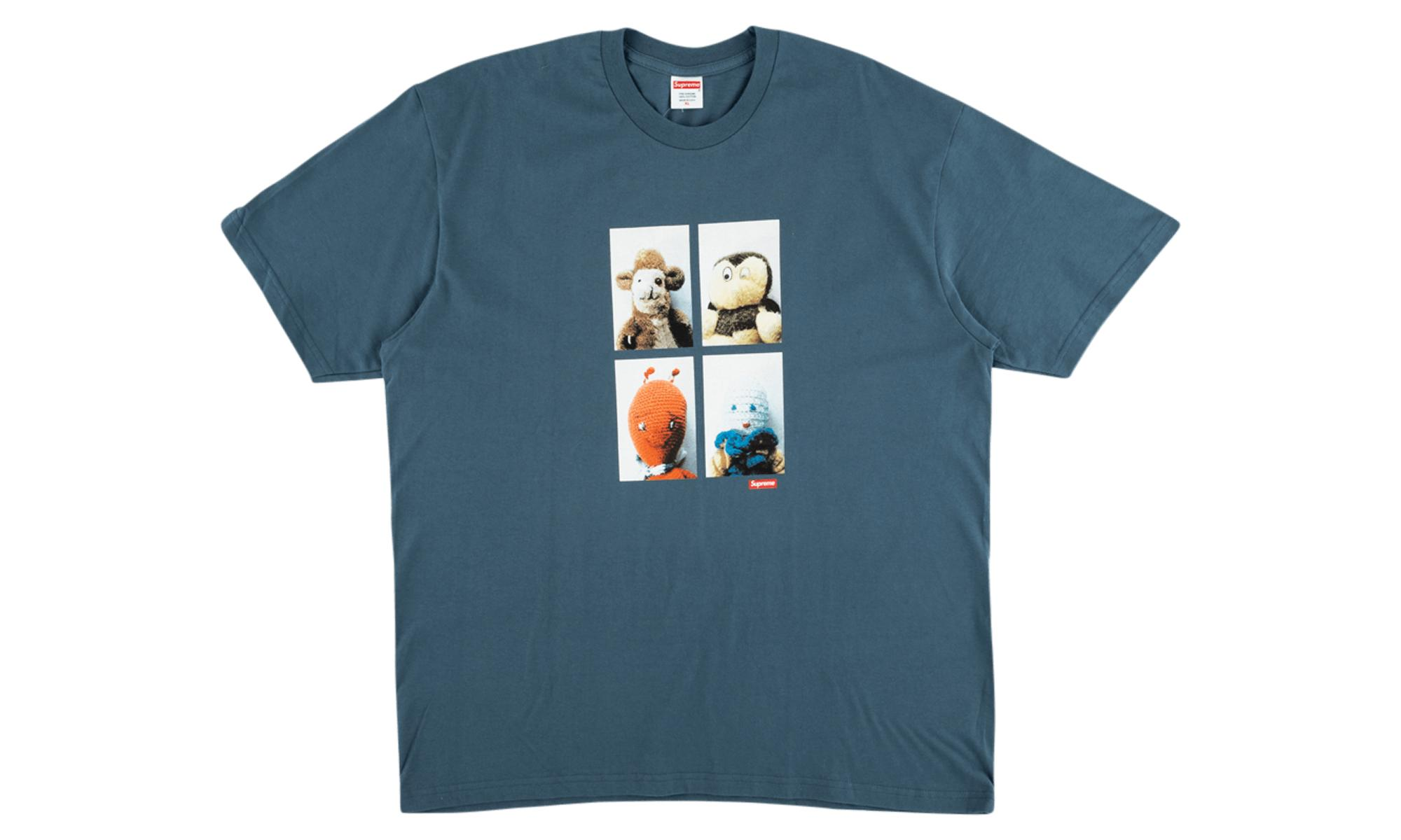 8c2135e0a35 Supreme - Blue Mike Kelley Ahh Youth Tee for Men - Lyst. View fullscreen