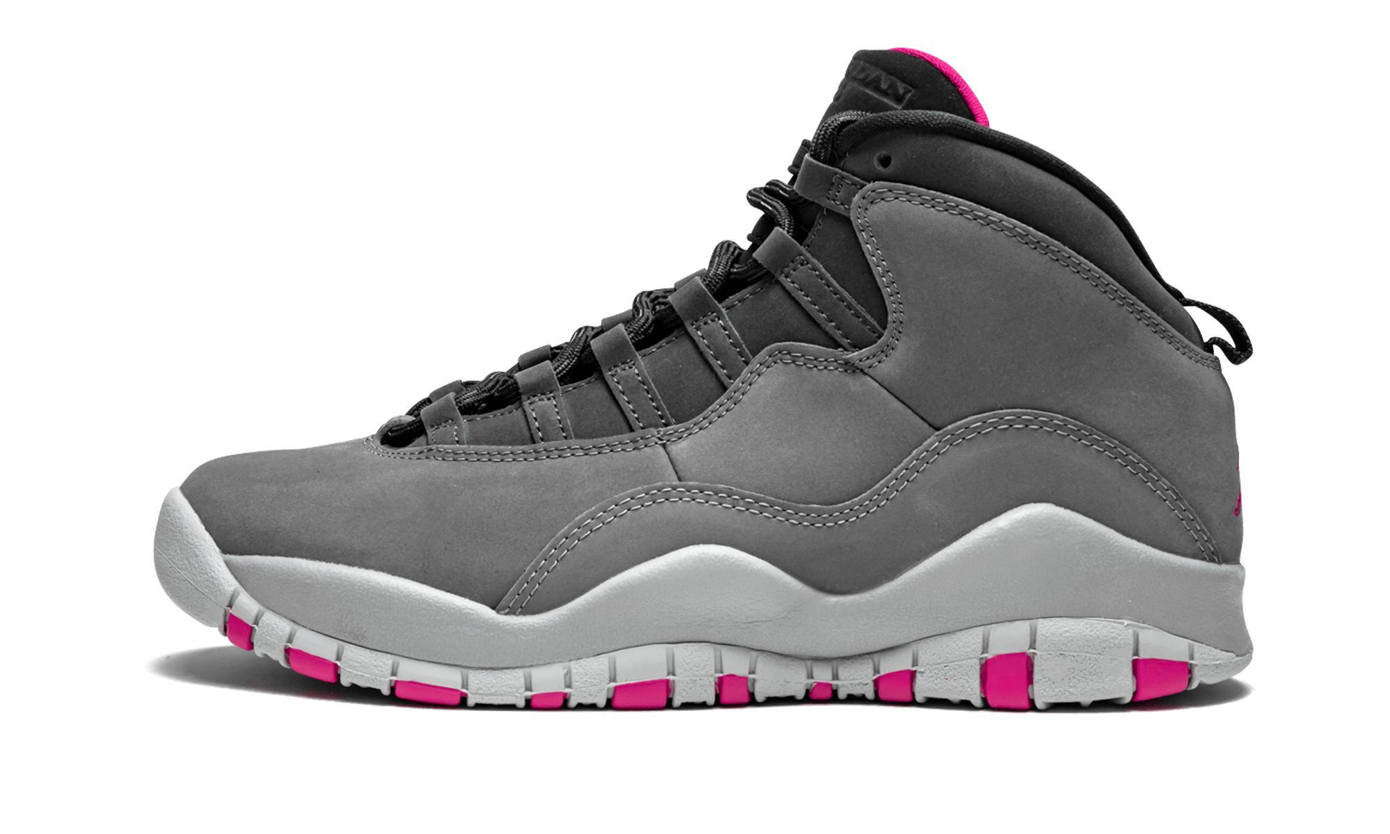 8ad031a38e17d9 Lyst - Nike Air 10 Retro (gs) in Gray for Men