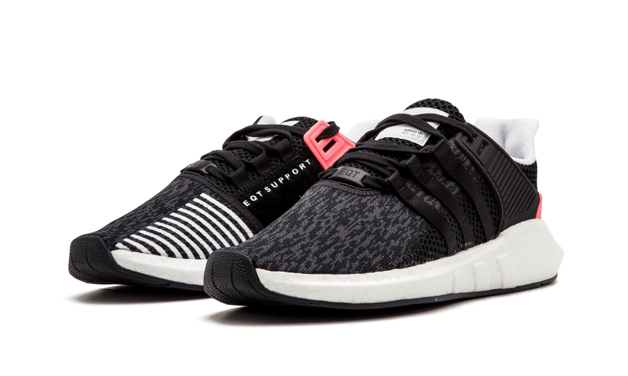 huge discount 3095f e44c6 Adidas - Black Eqt Support 93 17 for Men - Lyst. View fullscreen