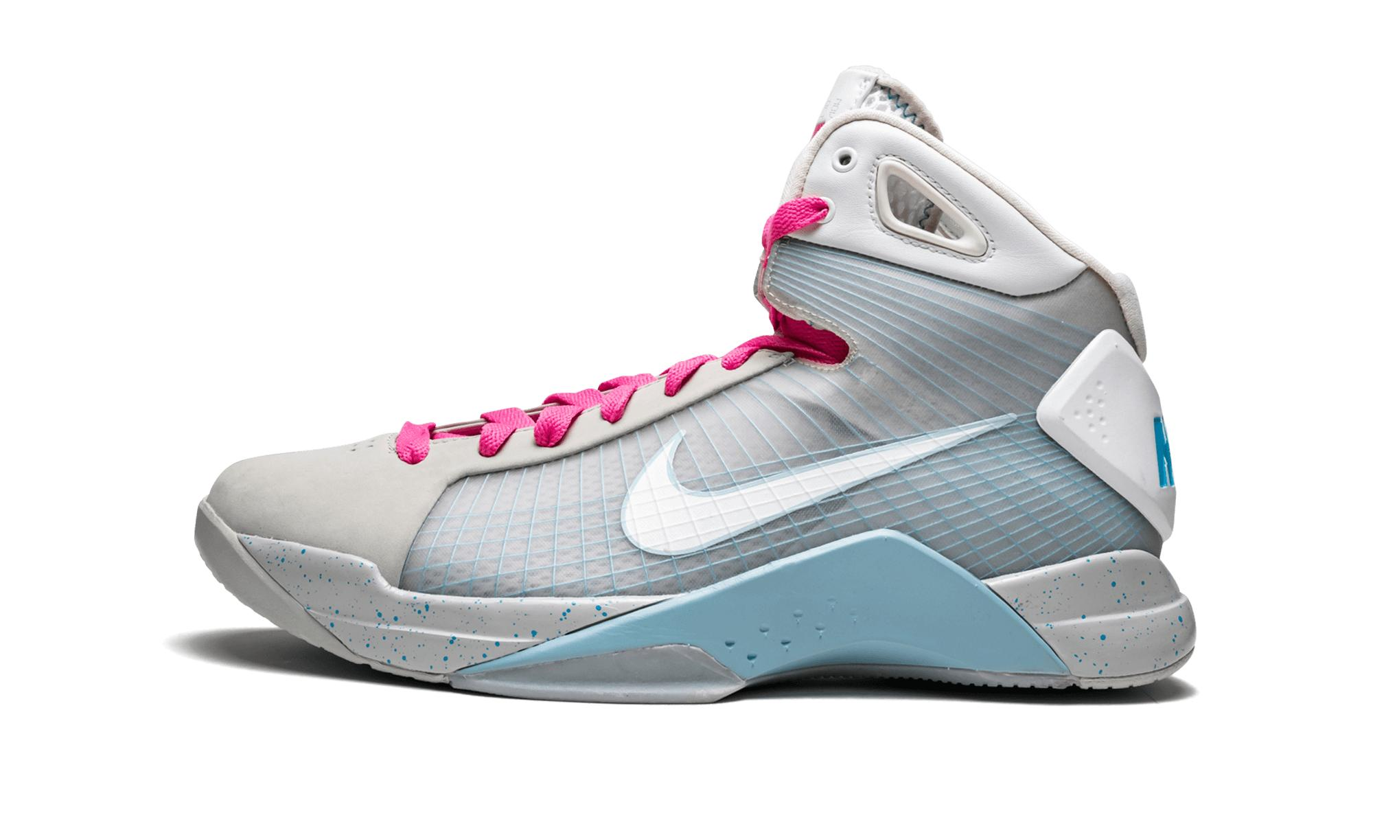 cb265b029783 Nike - Blue Hyperdunk Supreme for Men - Lyst. View fullscreen