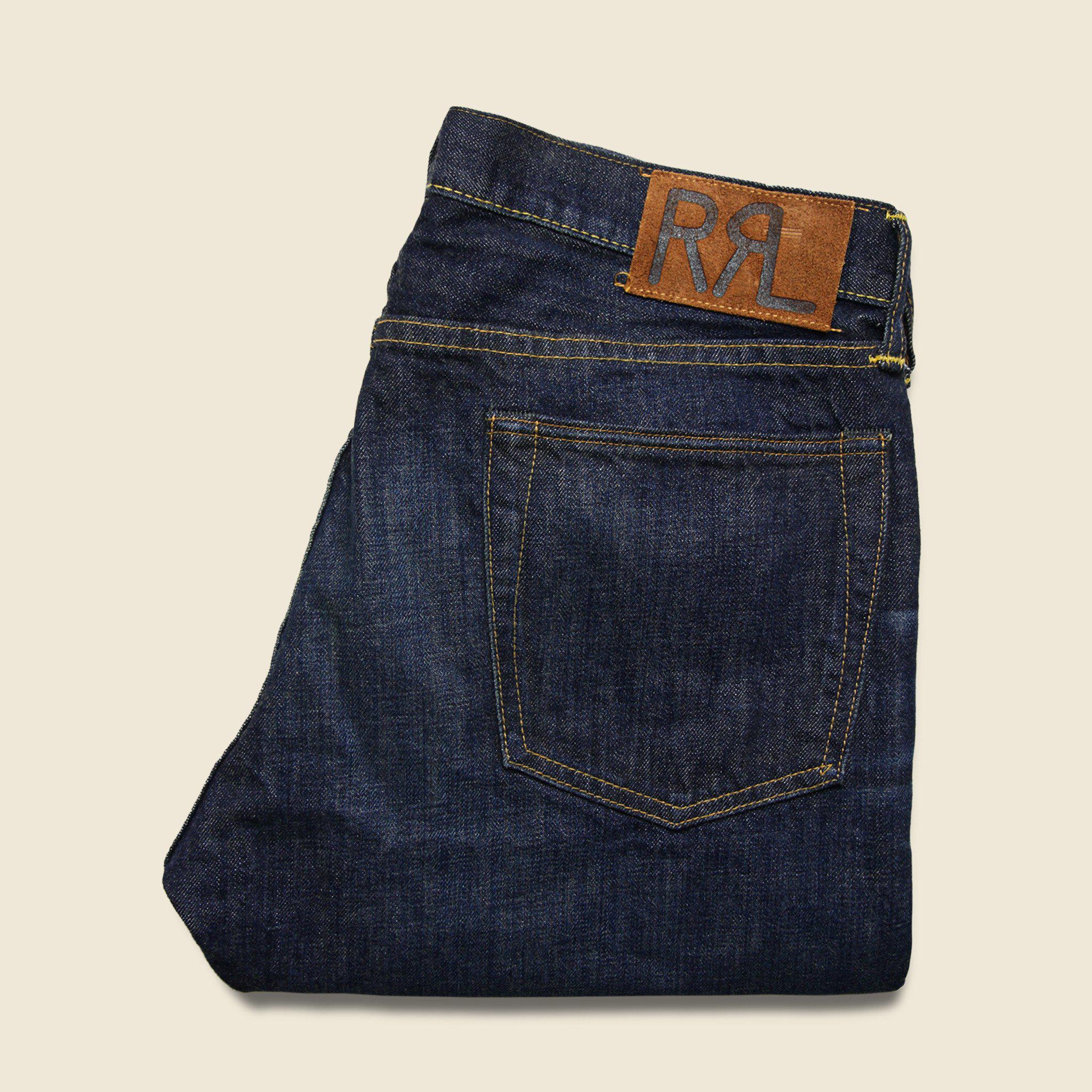 900661c9991 Lyst - RRL Slim Fit Jean - Stillwater 3 in Blue for Men