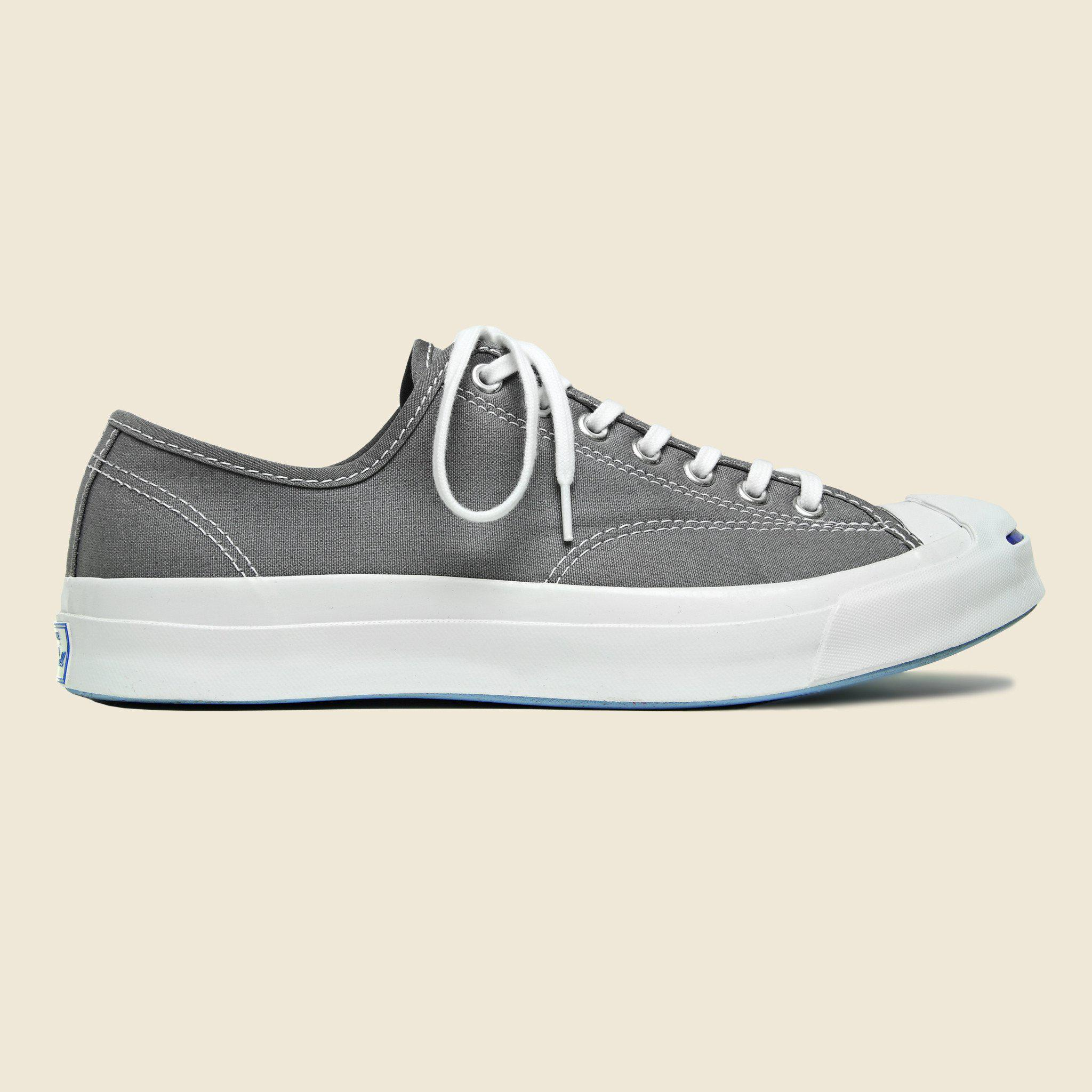 859a3423f28b69 Lyst - Converse Jack Purcell Signature - Mason in Gray for Men