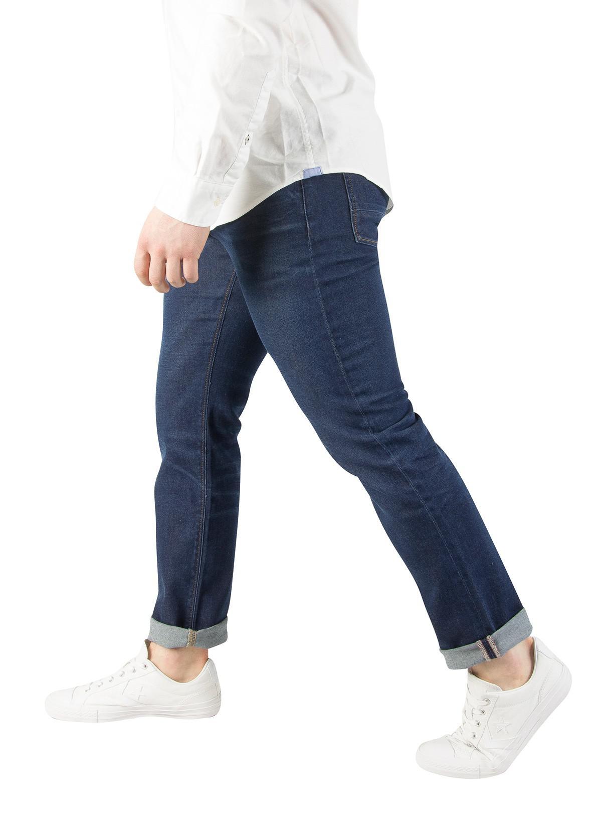 7386a3fe Tommy Hilfiger Pontiac Blue Bleecker Slim Fit Jeans in Blue for Men ...