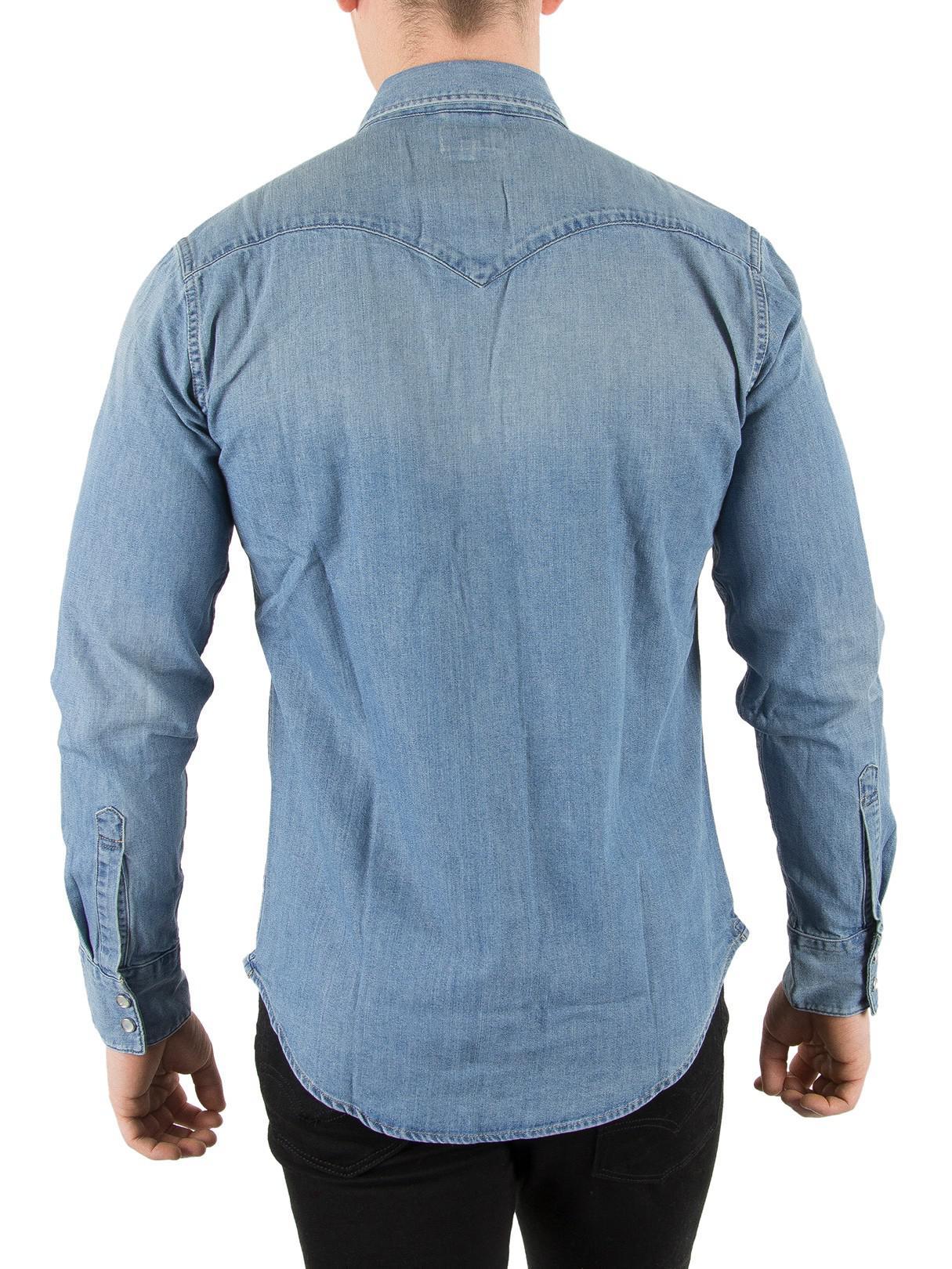 9b62cad9bd1 Levis® Long Sleeve Denim Shirt - BCD Tofu House