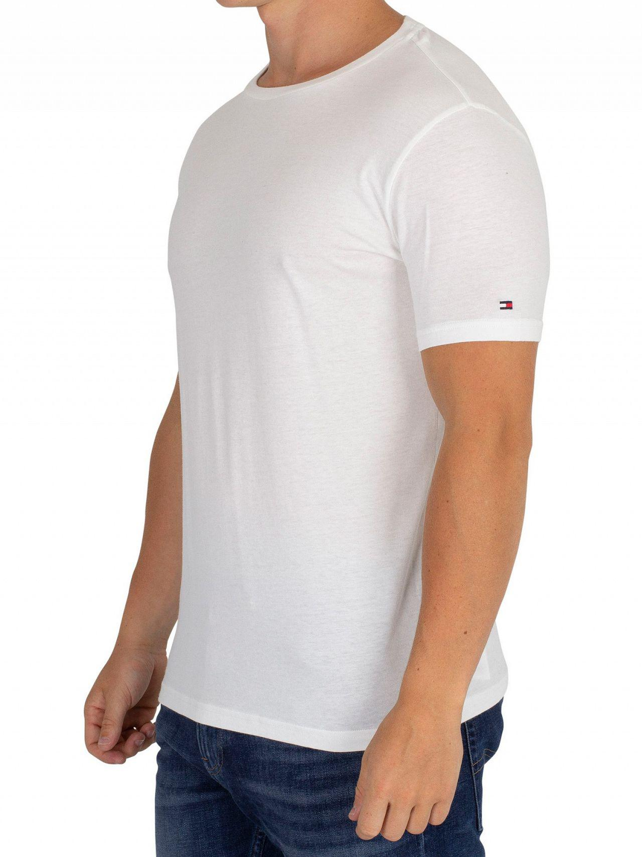 293f1e39029b Tommy Hilfiger Men s 2 Pack Cotton T-shirts