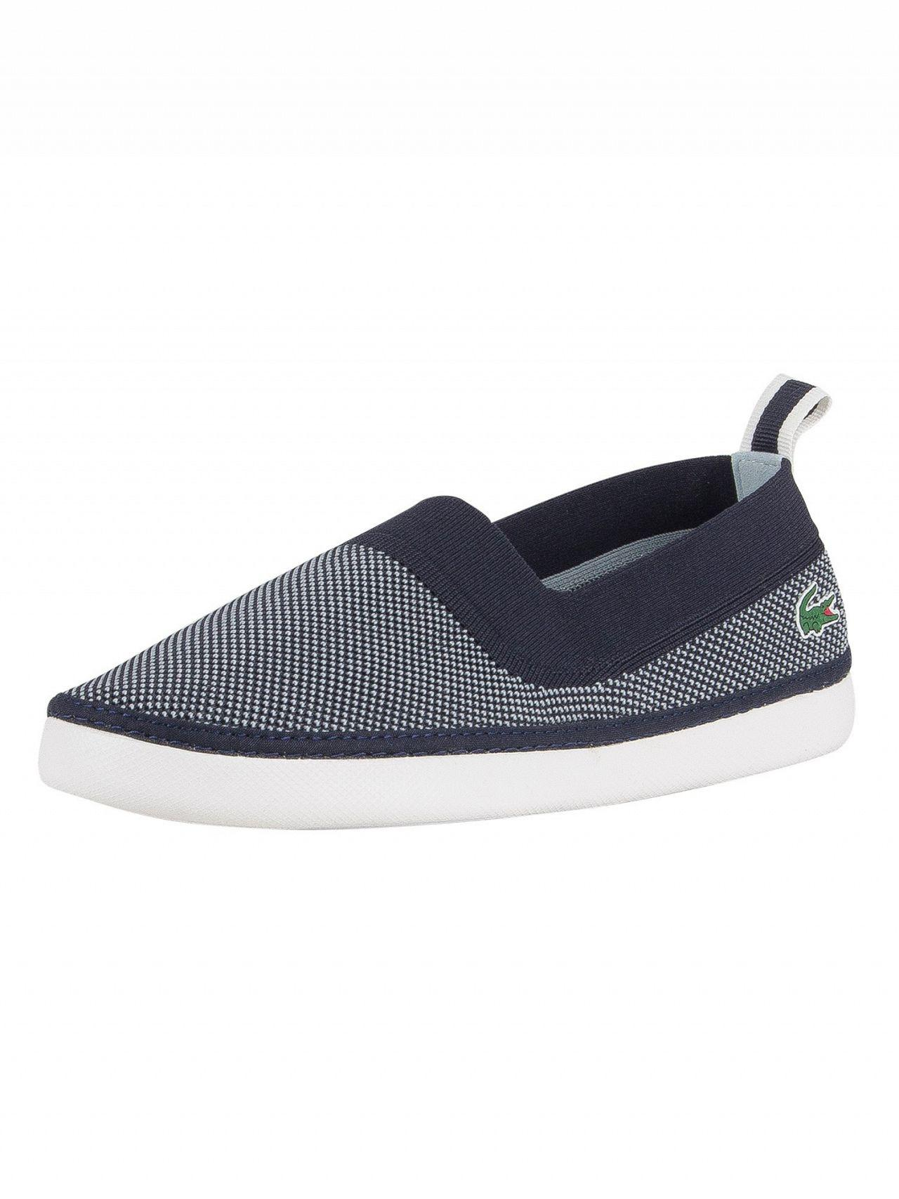 High quality Men s Trainers Men Lacoste Men s Lydro 117 1 CAM Slip on Trainers Blue blueBuy Perfect shoe
