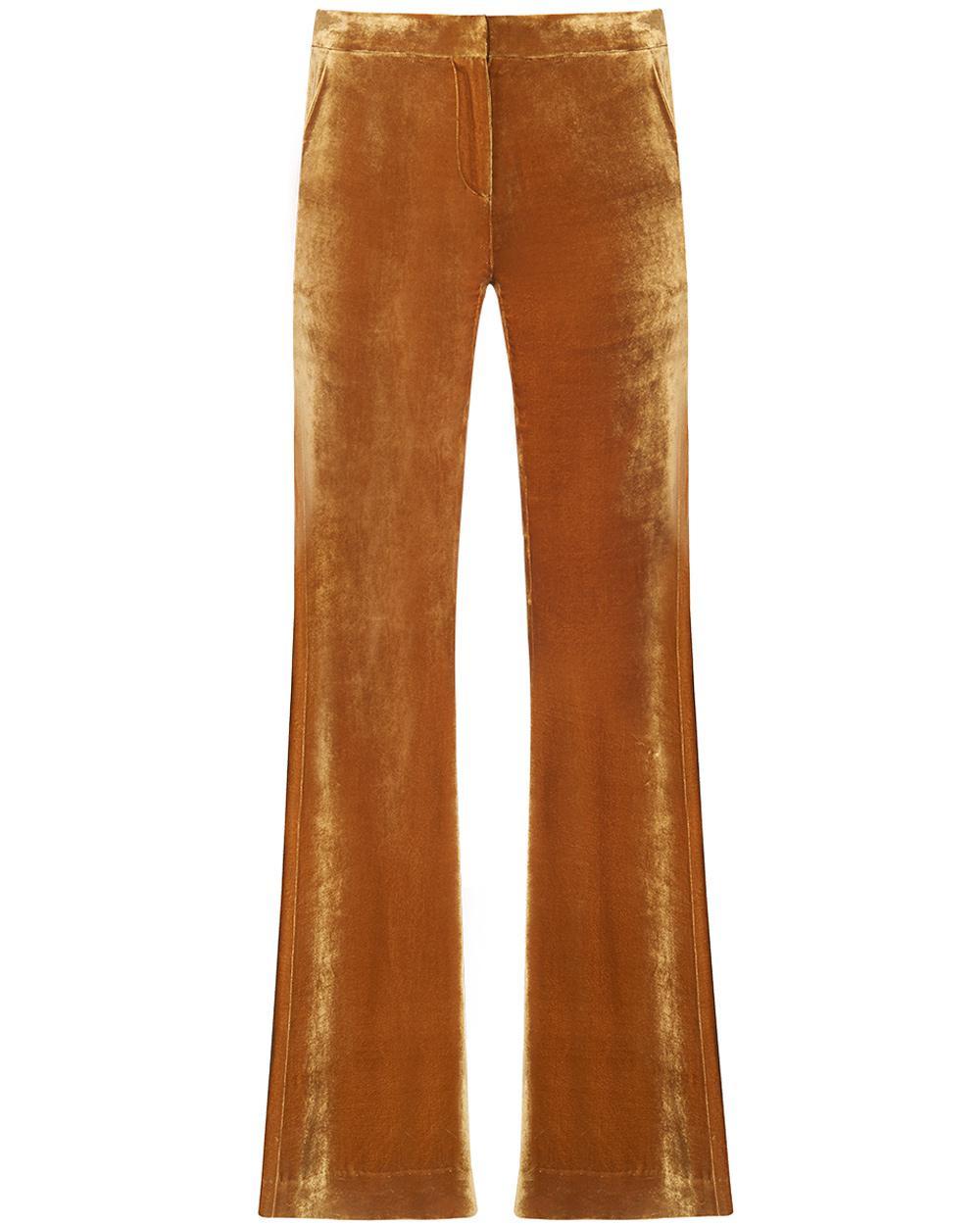 cbfc65f4a26b Lyst - Veronica Beard Ramsey Tux Pant in Brown