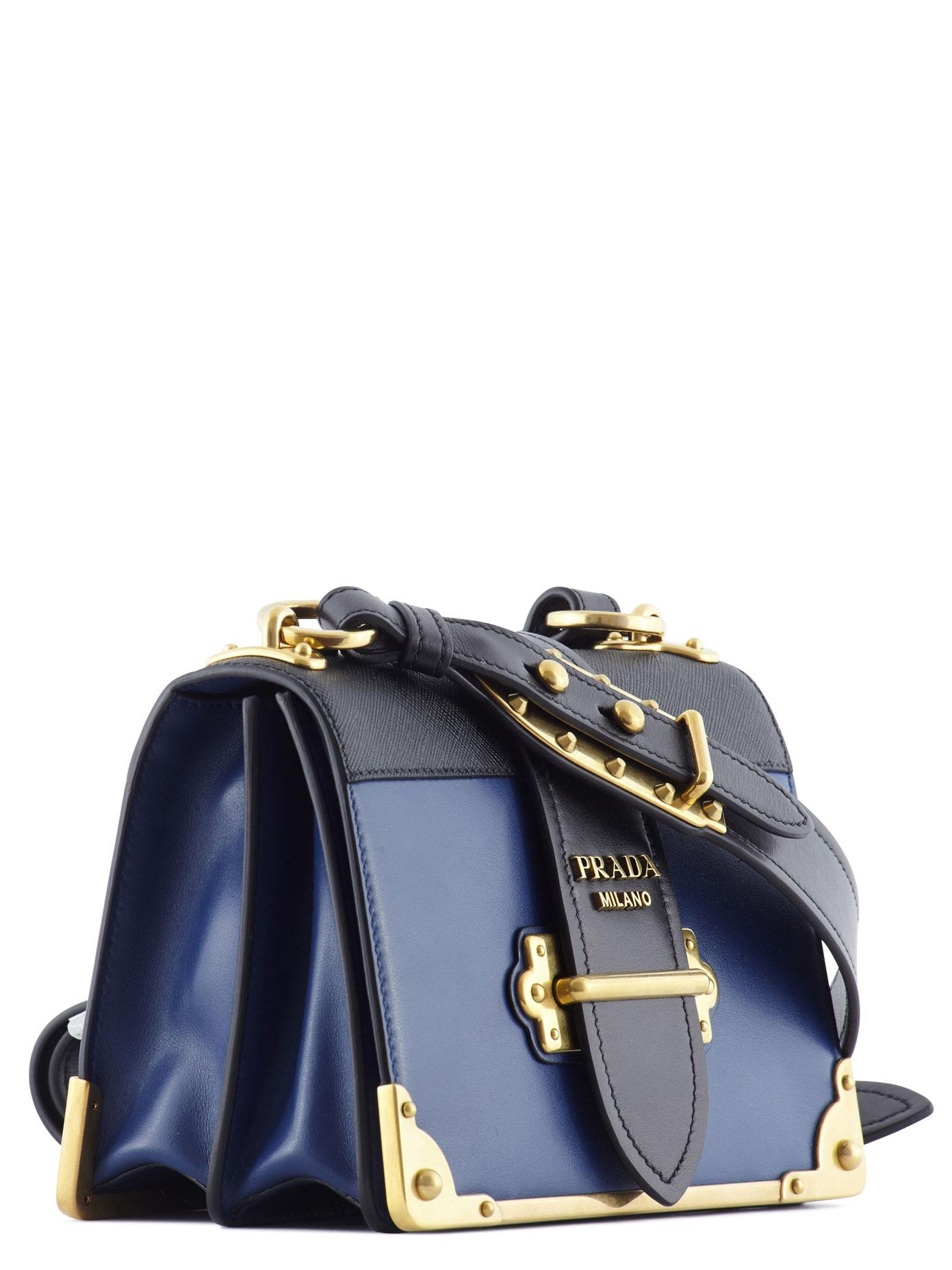 dc5f9770e072 Prada Cahier Bag Light Blue | Stanford Center for Opportunity Policy ...
