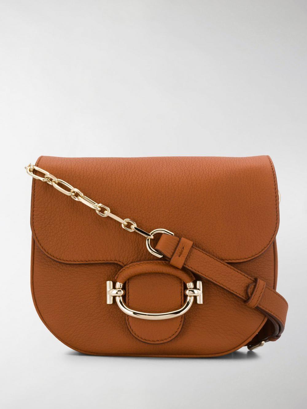 4c24fec363 Lyst - Tod's Medium Crossbody Bag in Brown