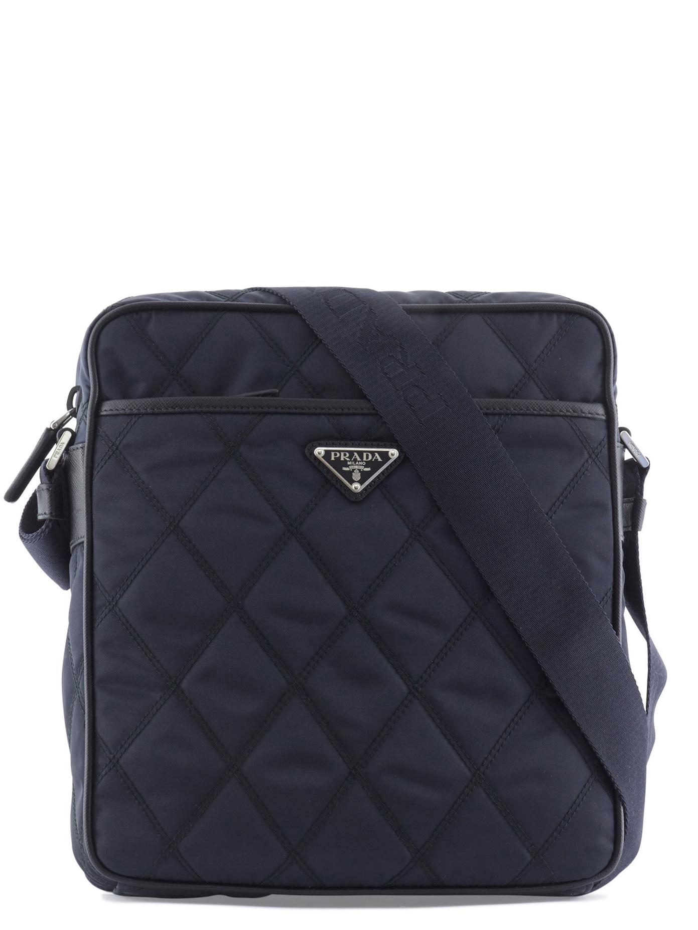 209a38427fbcfd Prada Small Quilted Camera Bag | MIT Hillel