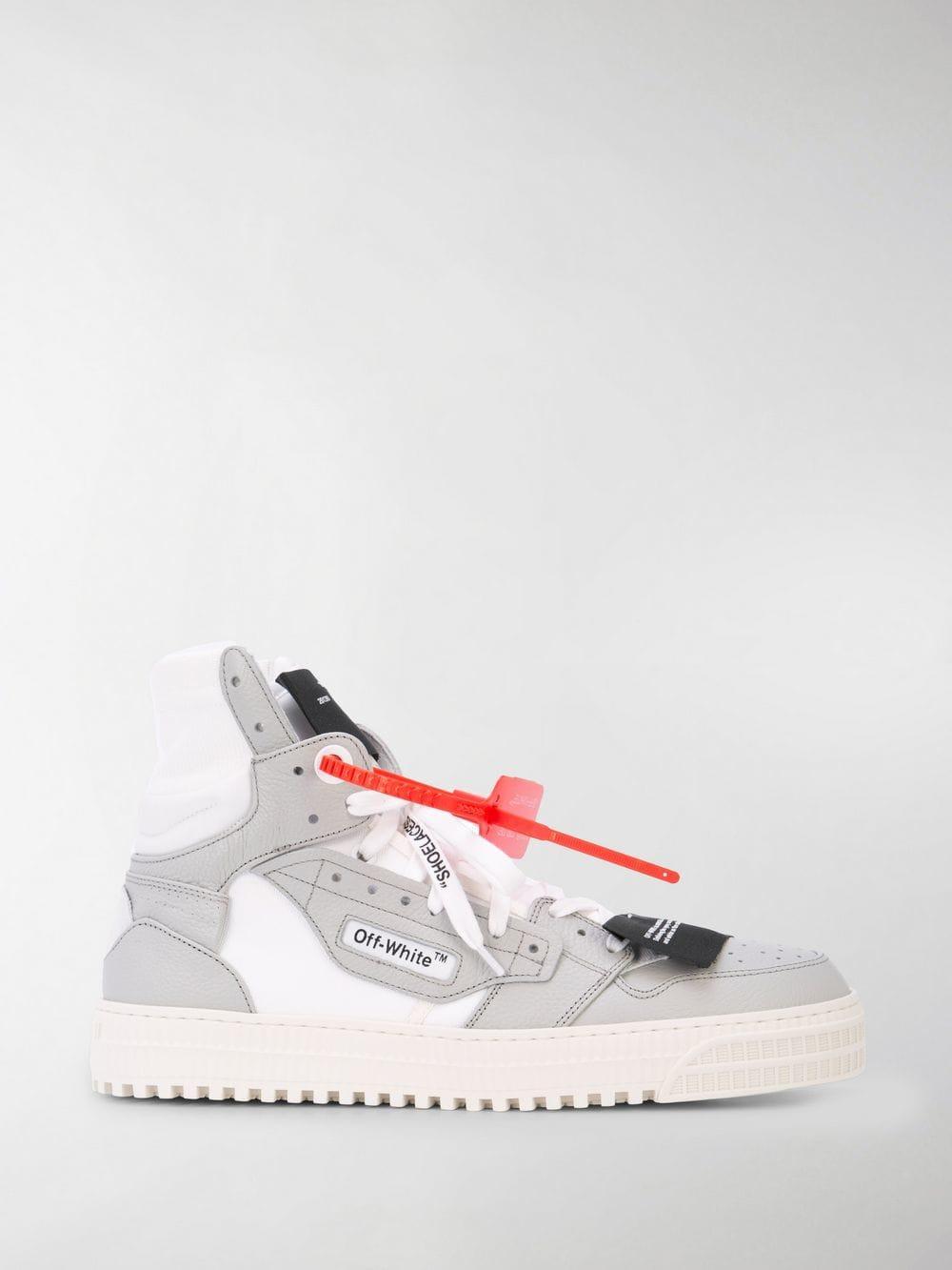 ff97ac5ea081e8 Lyst - Off-White c/o Virgil Abloh Off Court Sneaker In White in ...