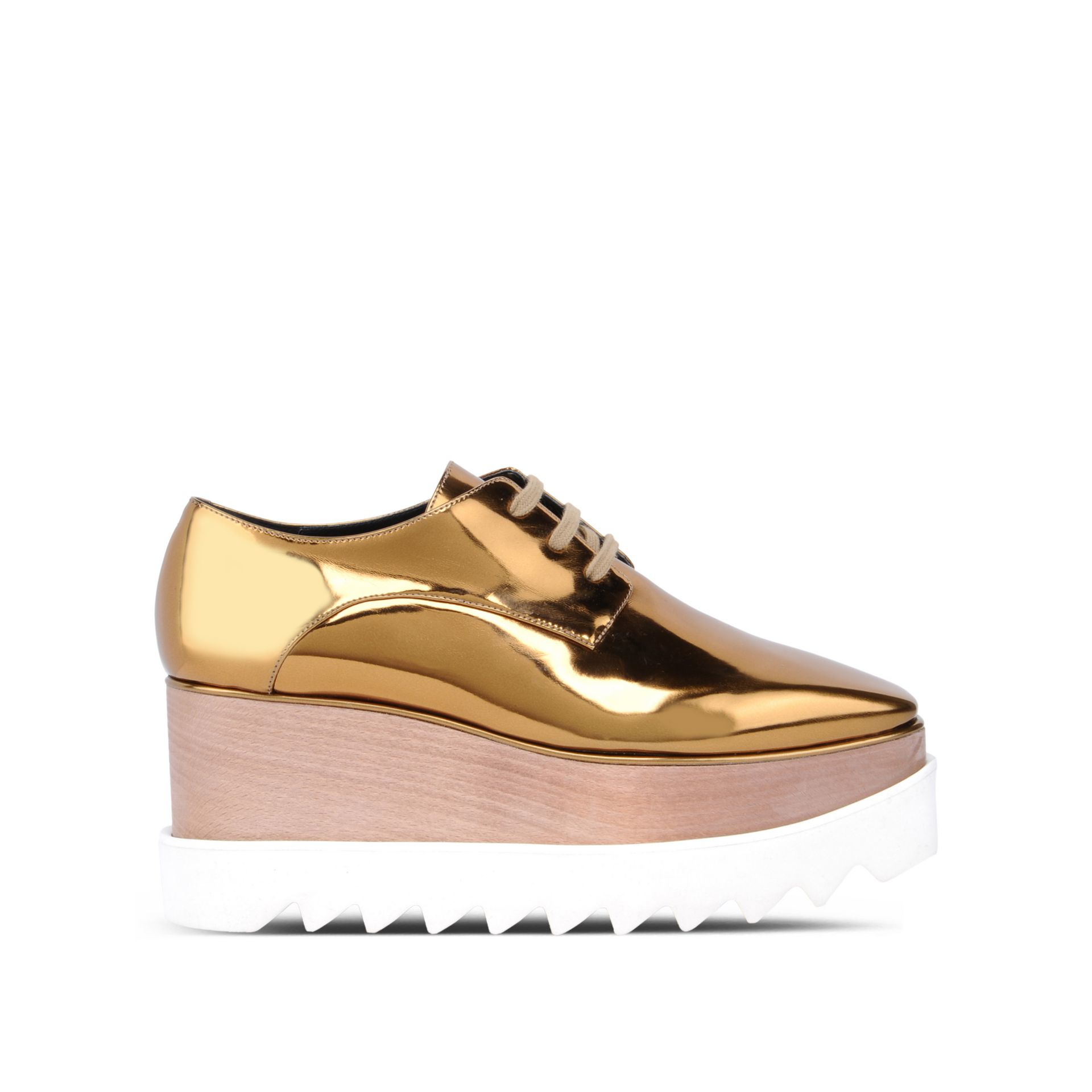 Stella Mccartney Patent Leather Shoes