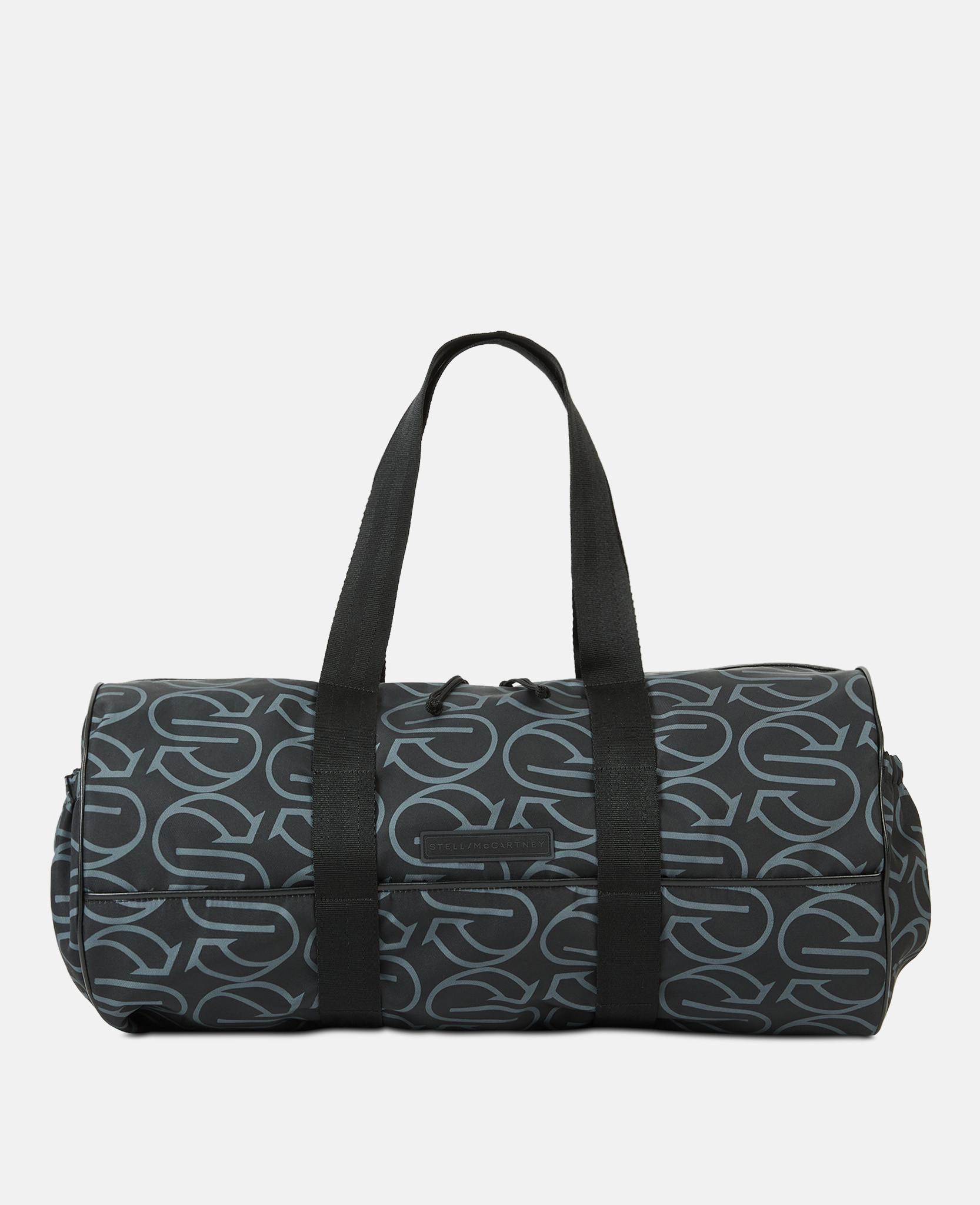 f202fbef83cb Stella McCartney - Black Eco Nylon Sport Bag for Men - Lyst. View fullscreen