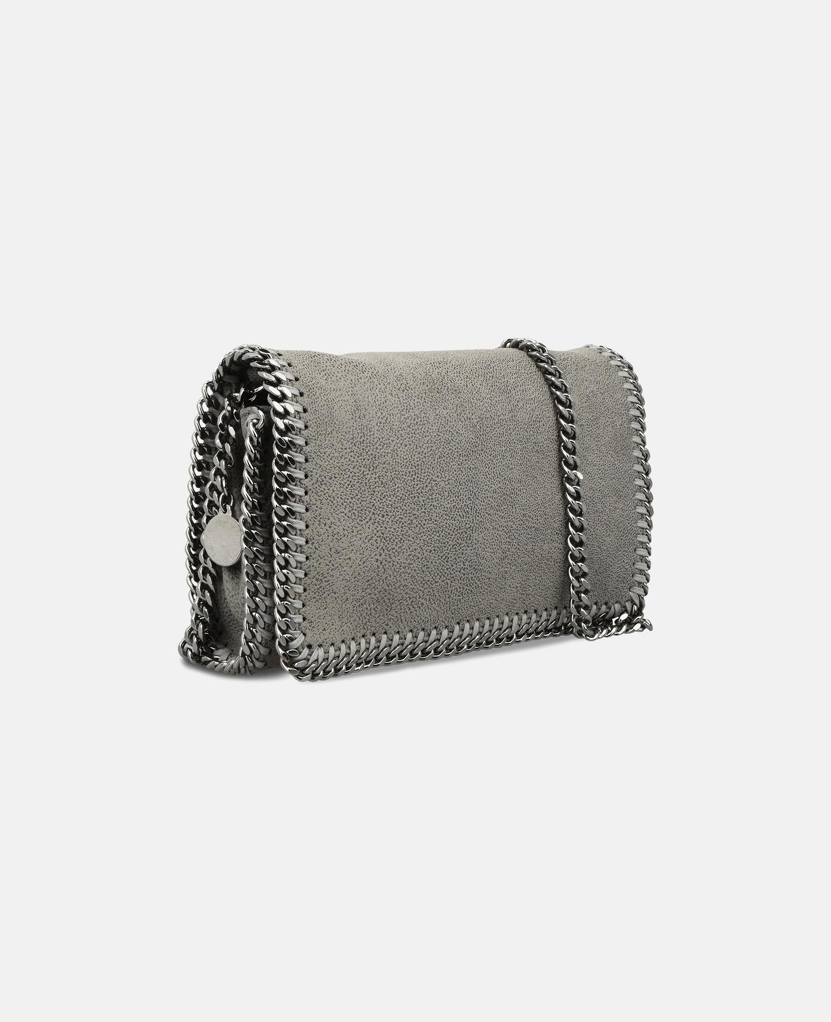 0e64834d61d8 Lyst - Stella McCartney Light Grey Falabella Cross Body Bag in Gray