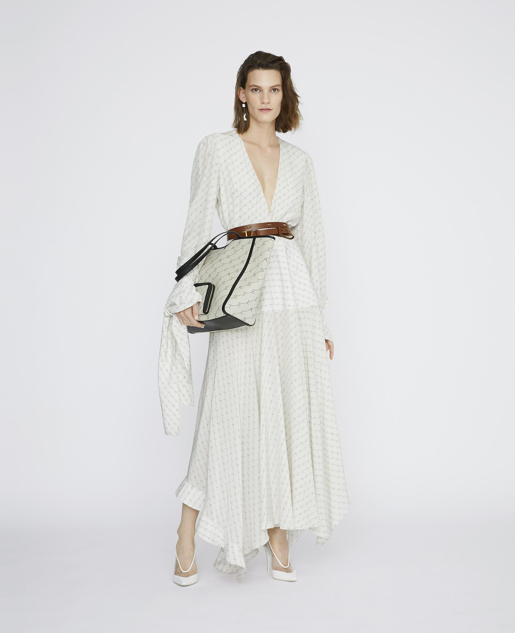 657a607247c21 Stella McCartney Marley Dress in White - Lyst