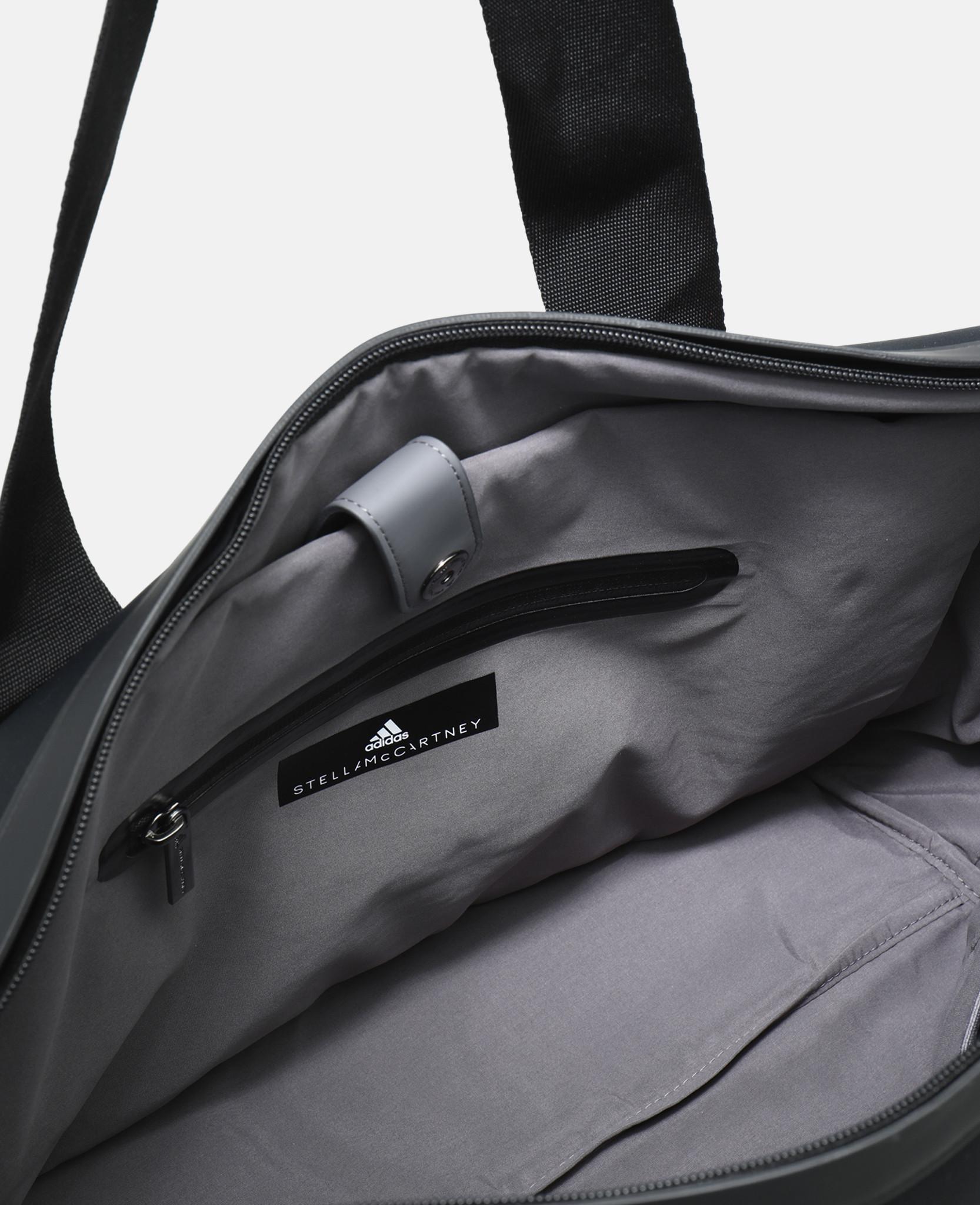 ea41752c74 Lyst - Adidas By Stella Mccartney Black Gym Bag in Black