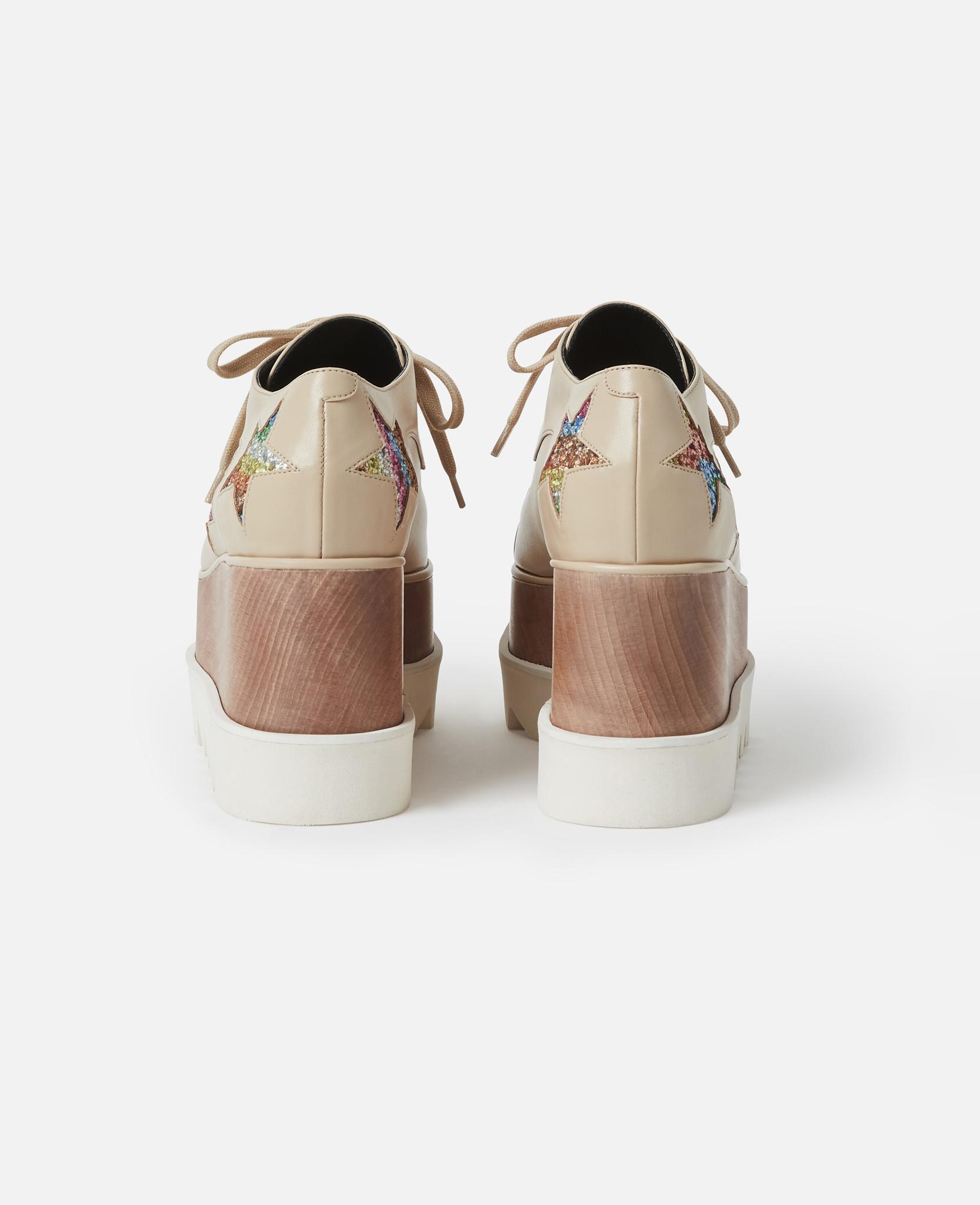 312b180be8ea Stella Mccartney Elyse Beige Shoes in Natural - Lyst