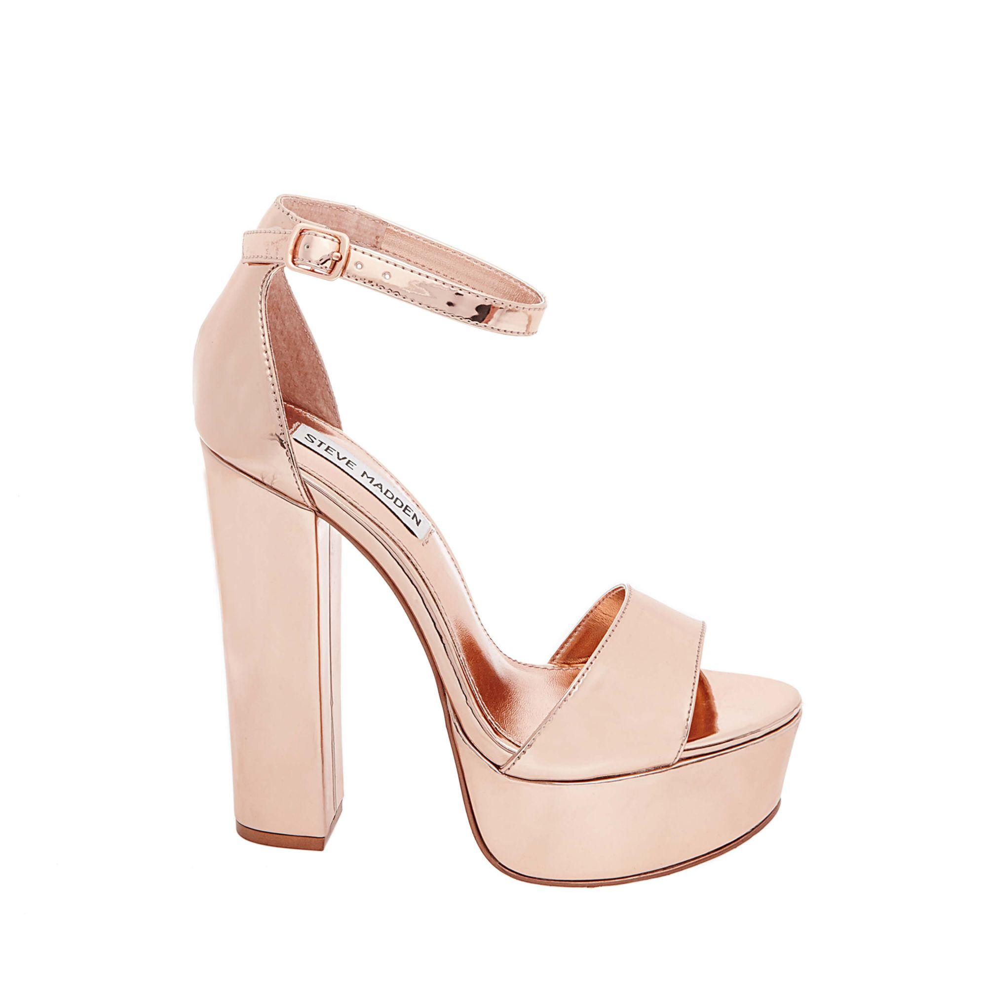 d0d68a91c27 Lyst - Steve Madden Gonzo in Pink