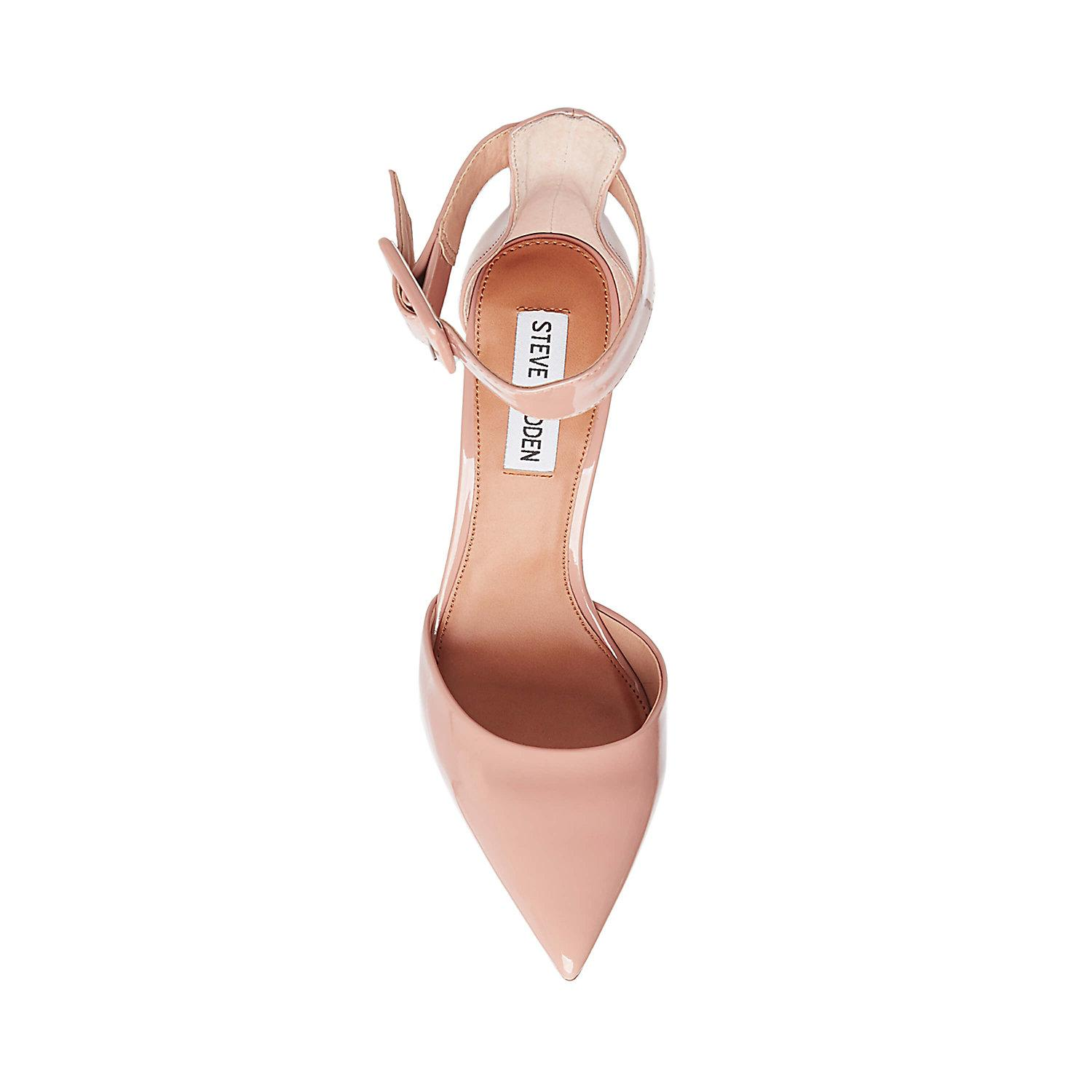 7f06f3adc77 Lyst - Steve Madden Desire in Pink